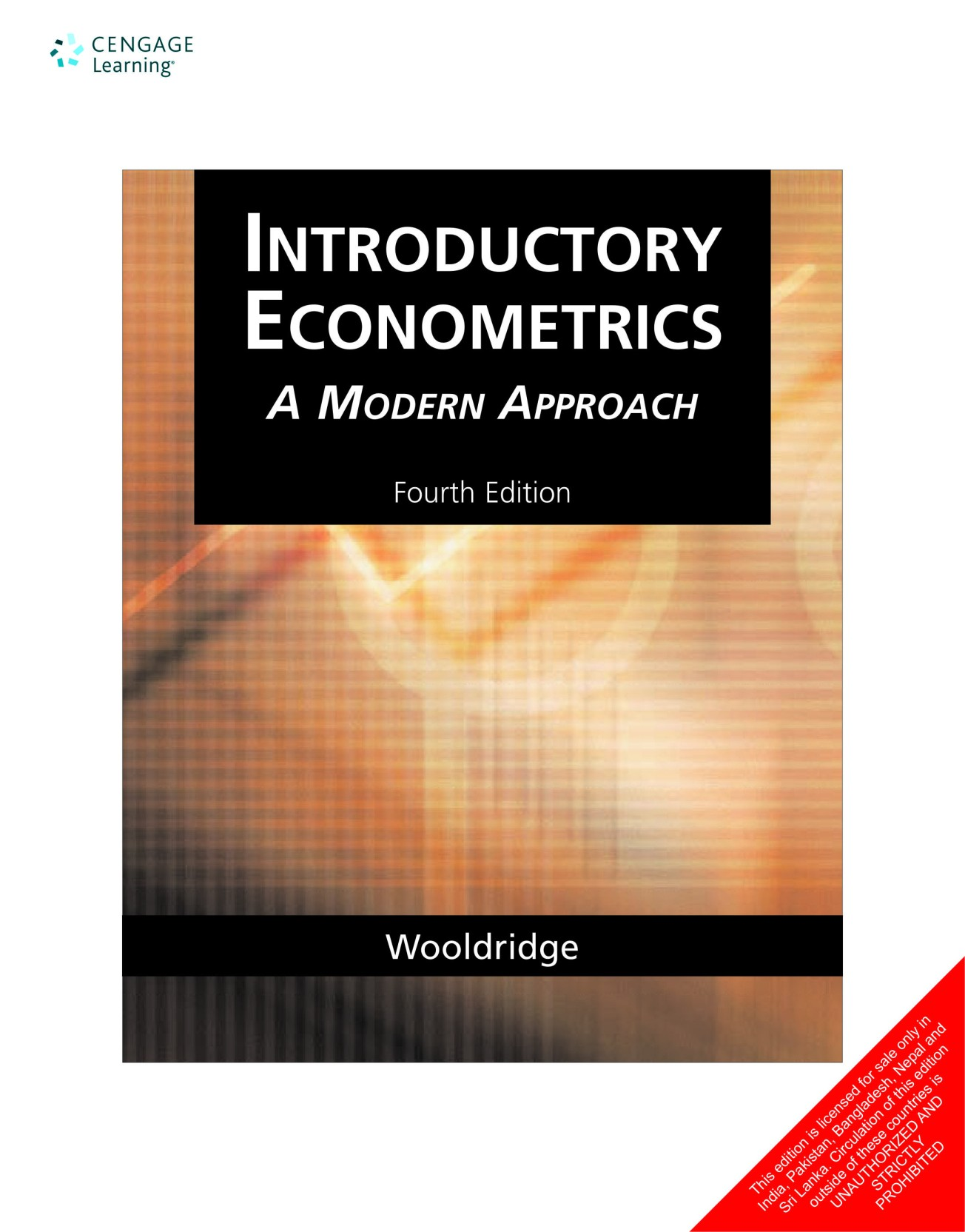 Introductory Econometrics: A Modern Approach w/CD 4th Edition. Home