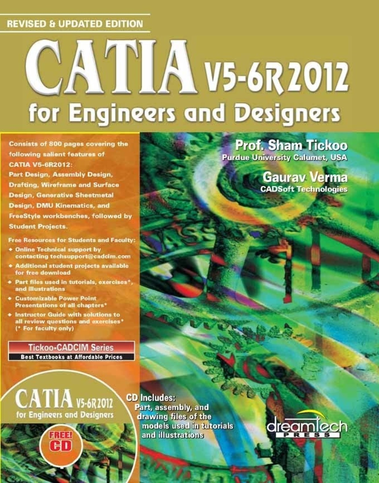 Catia V5 6r2012 For Engineers And Designers With Cd Buy Wire Harness Embly Workbench Home