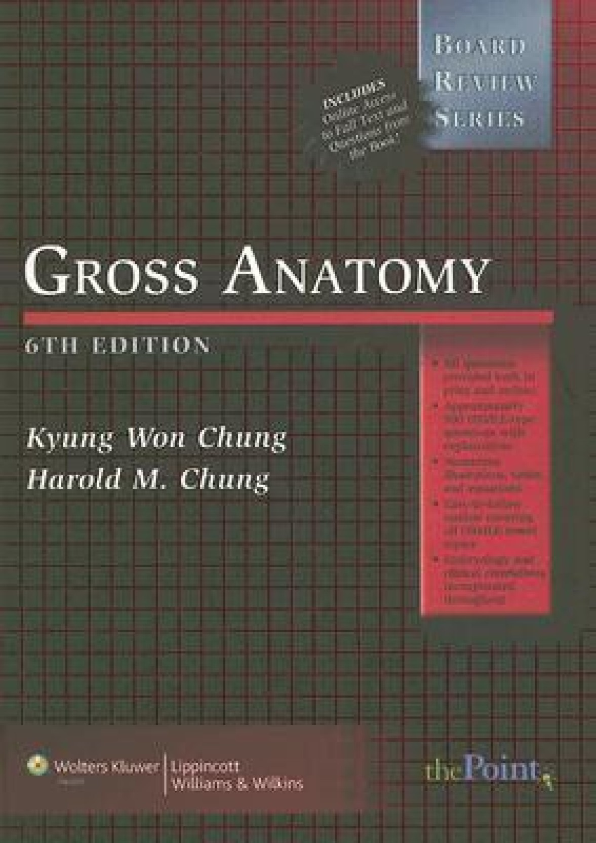 BRS Gross Anatomy (Board Review) (Board Review Series) 6 2nd Edition ...