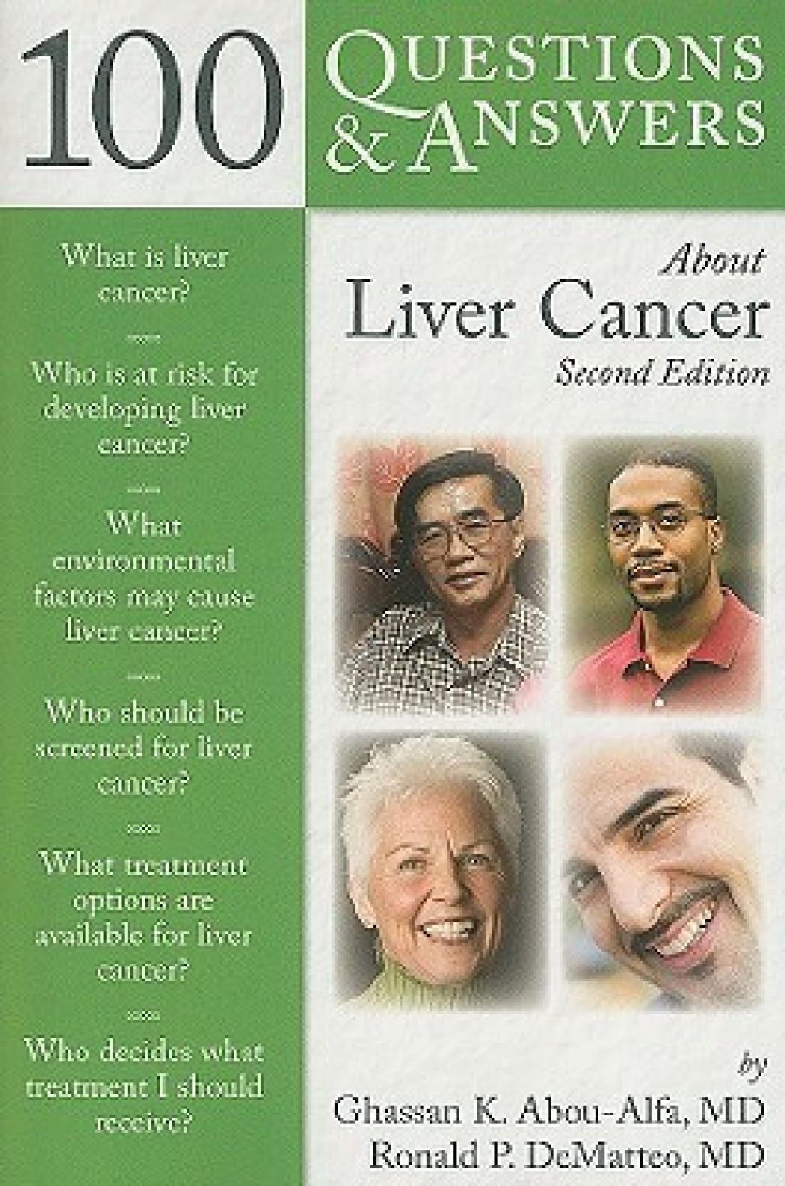 100 Questions & Answers About Liver Cancer 2 Edition. ADD TO CART