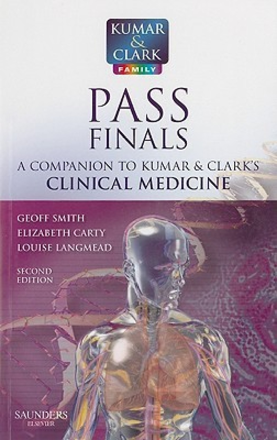 "... Kumar and Clark's ""Clinical Medicine"". Share"
