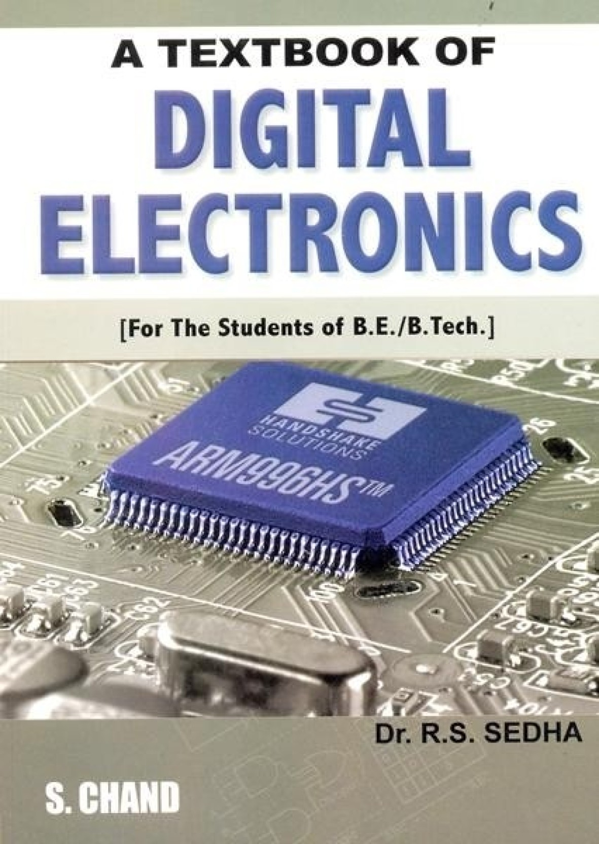 A Text Book Of Digital Electronics 2nd Edition Buy Electronic Circuits Textbook Home