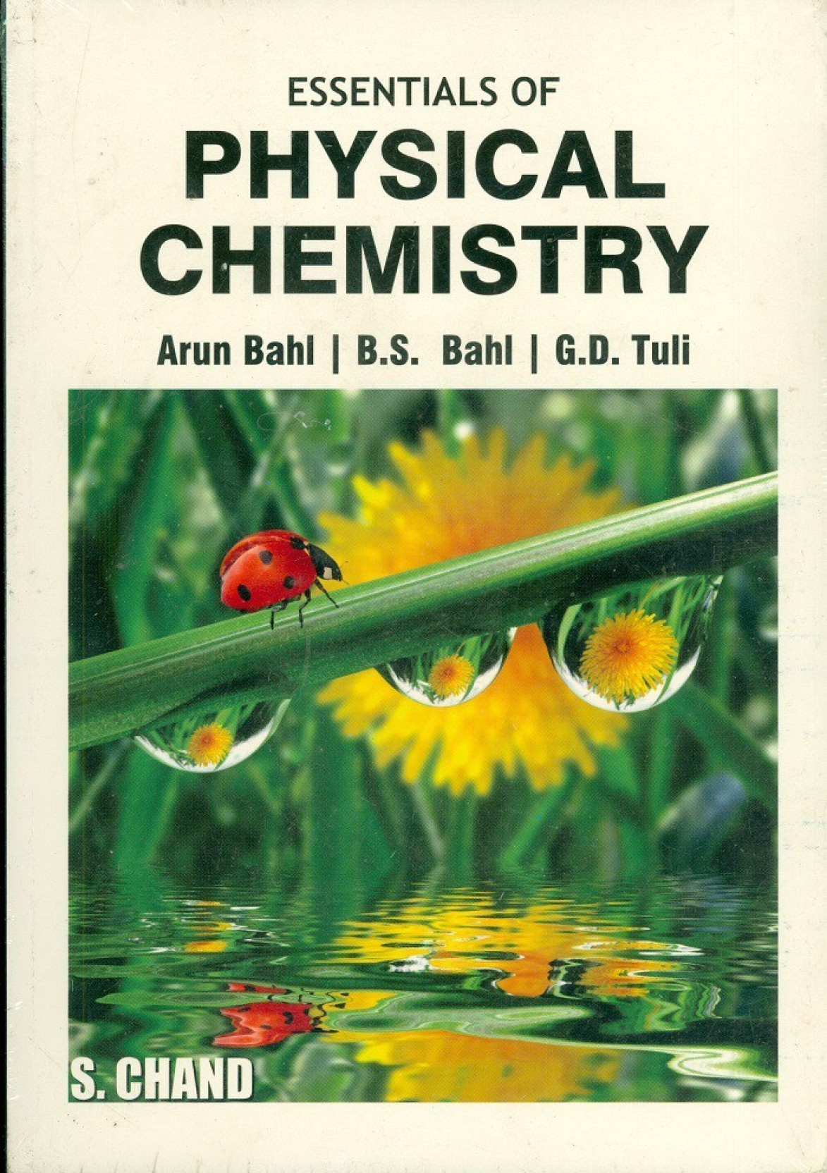 Bahl and tuli physical chemistry