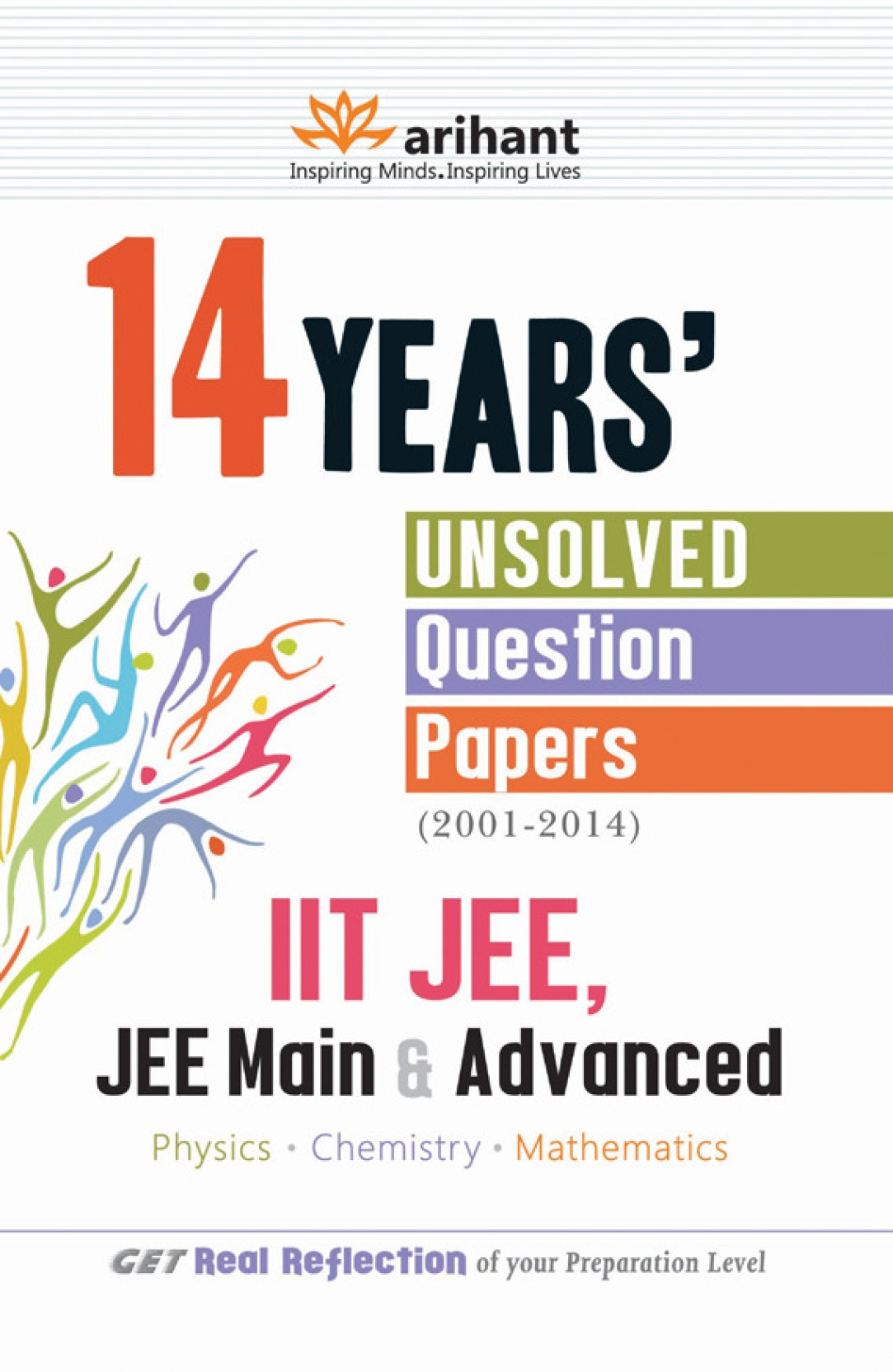 14 Years' Unsolved Question Papers (2001-2014) IIT JEE & JEE ADVANCED. Home