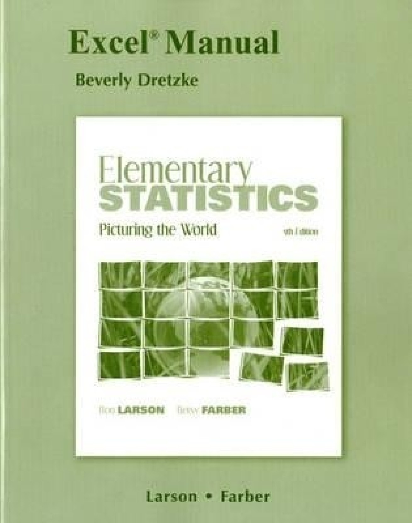 Excel Manual for Elementary Statistics: Picturing the World. Share