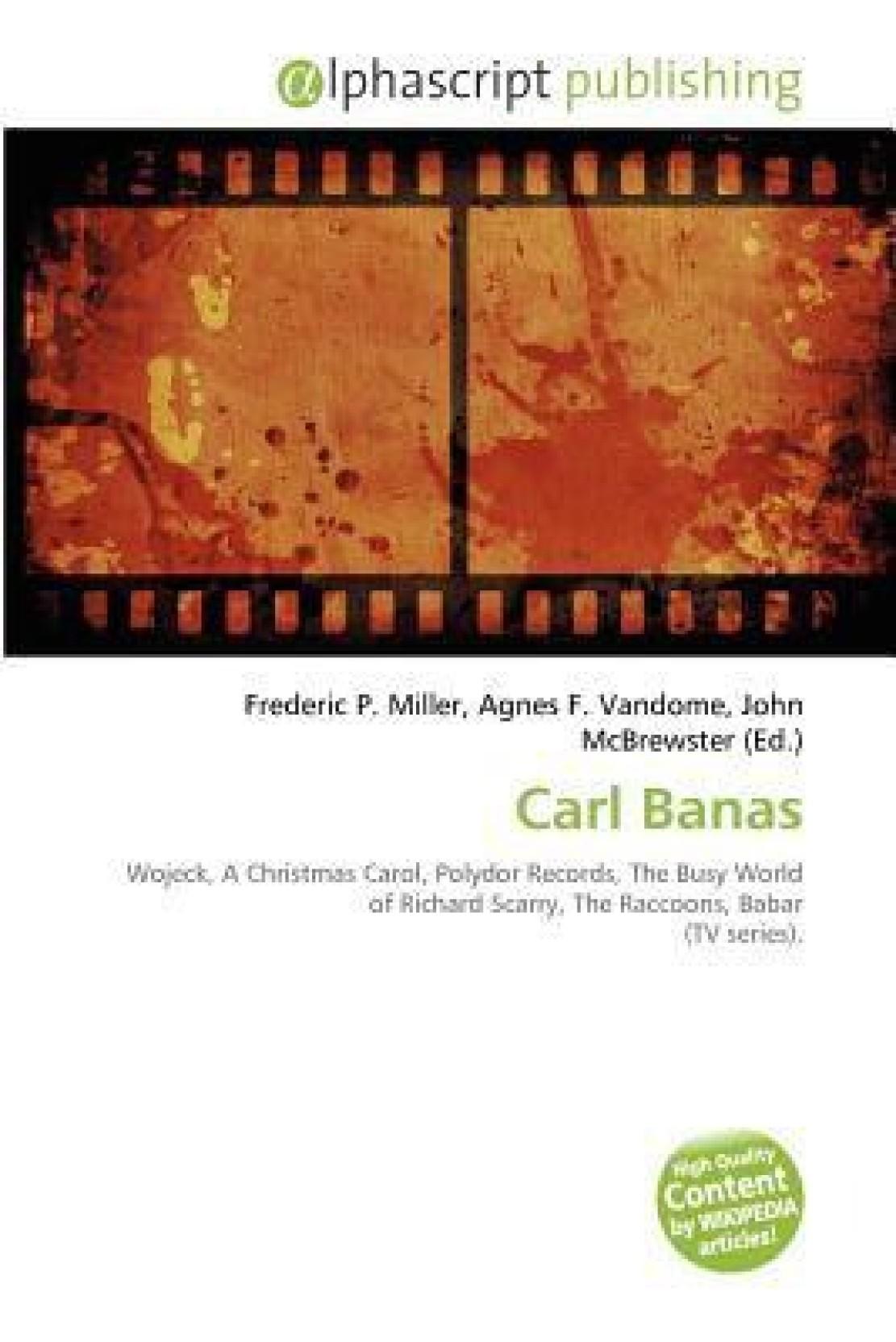 Carl Banas Carl Banas new pics
