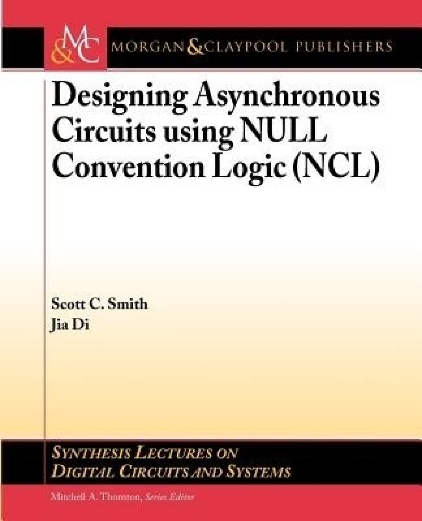 Designing Asynchronous Circuits Using Null Convention Logic Ncl Digital Add To Cart