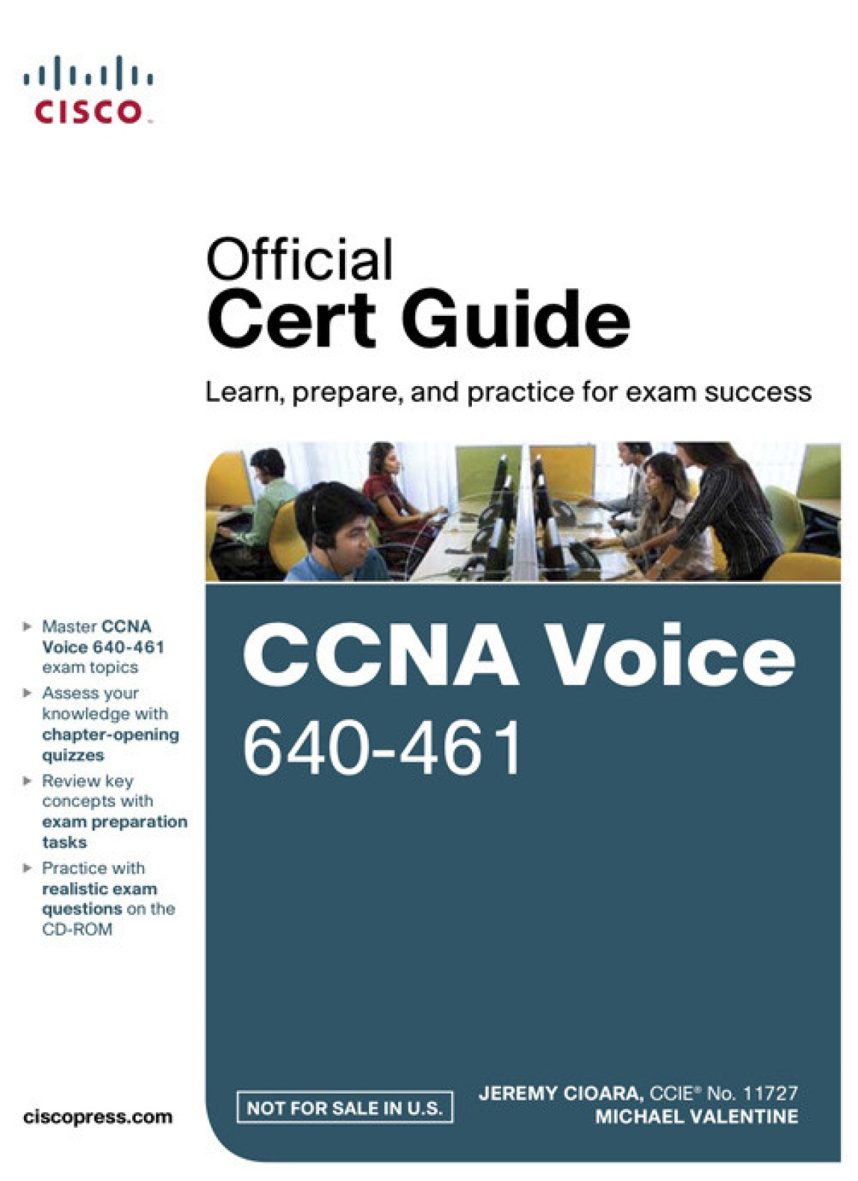 Download CCNA Voice Study Guide: Exam 640-460 Pdf Ebook