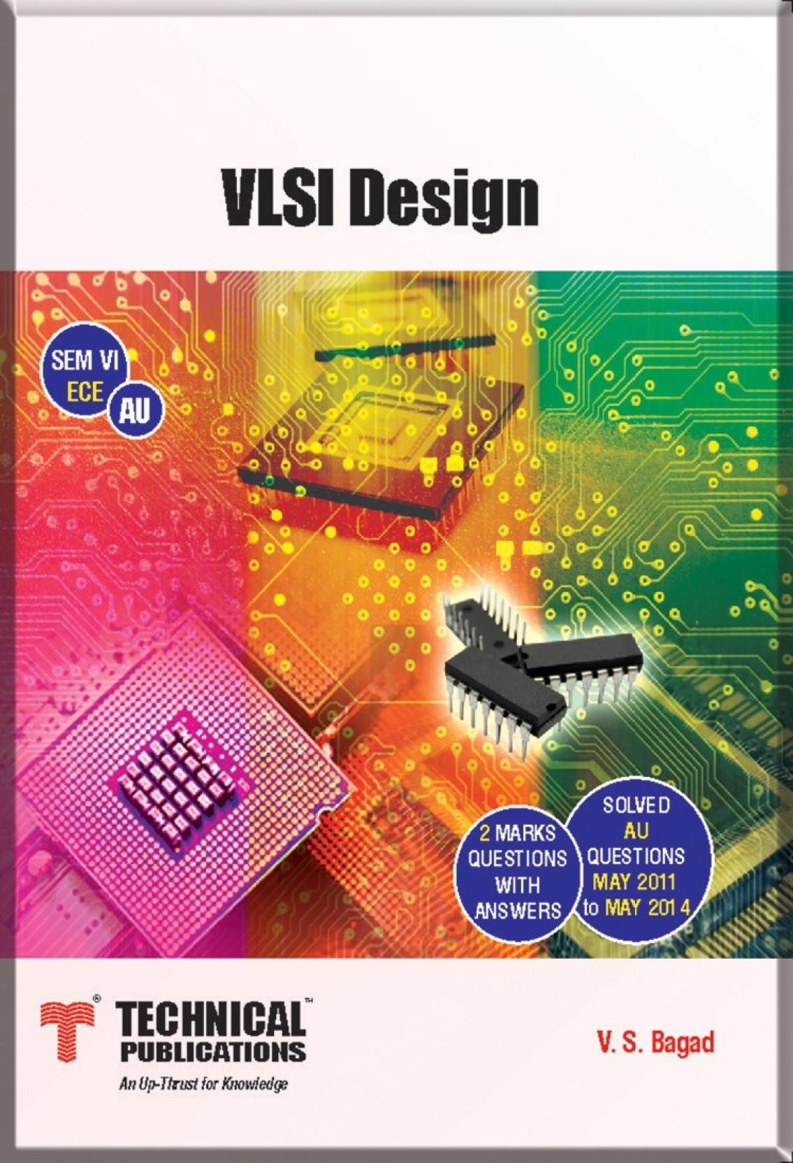 VLSI Design for ANNA University ( VI-ECE-2013 course ): Buy