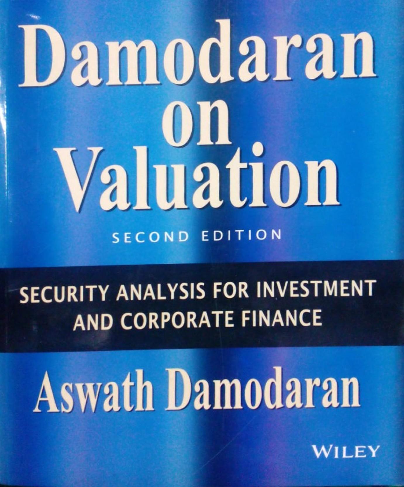 Damodaran pdf aswath
