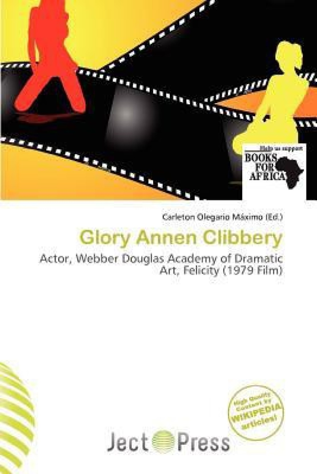 photo Glory Annen Clibbery