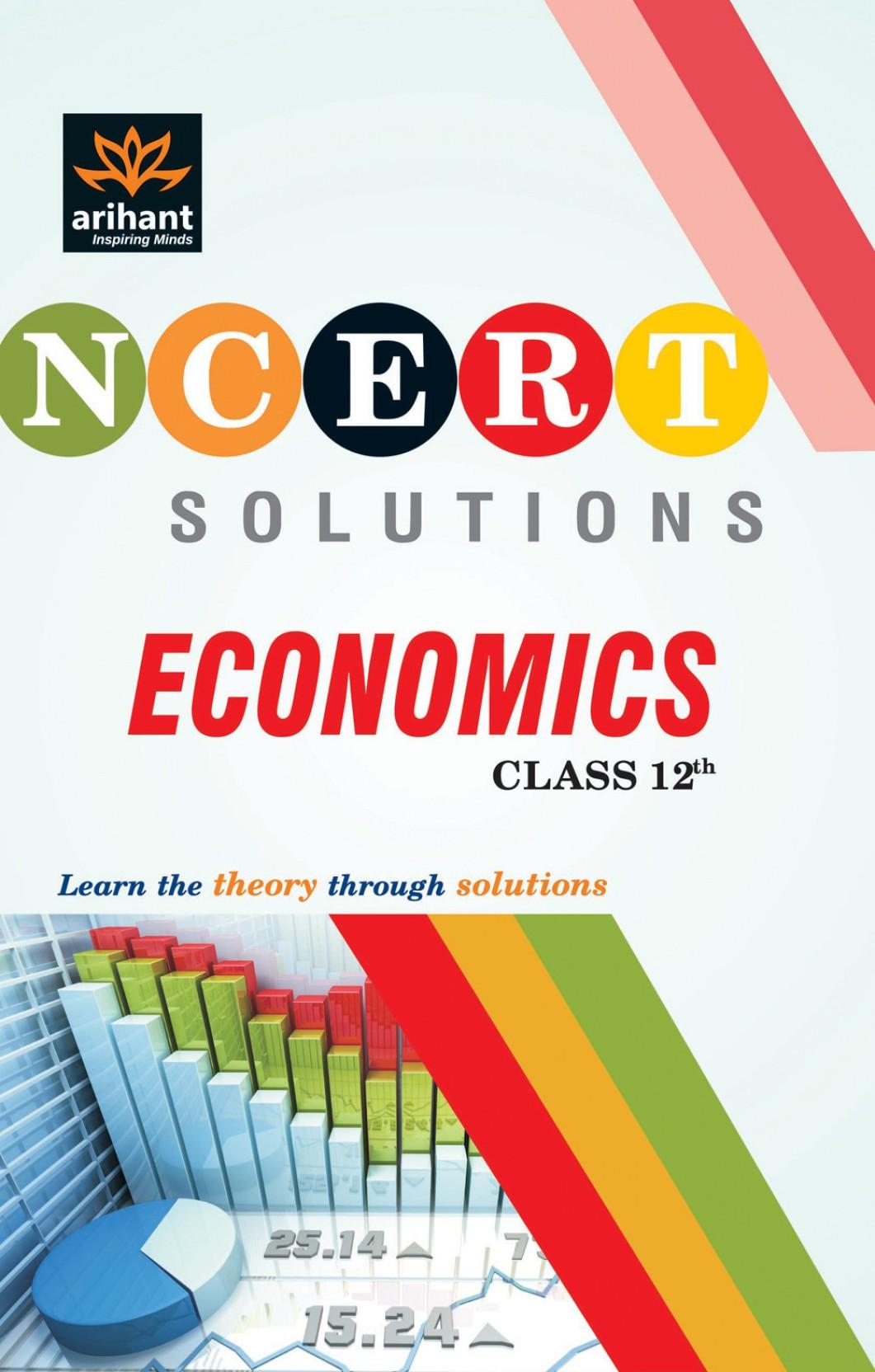 NCERT Solutions: Economics (Class - 12). Home · Books