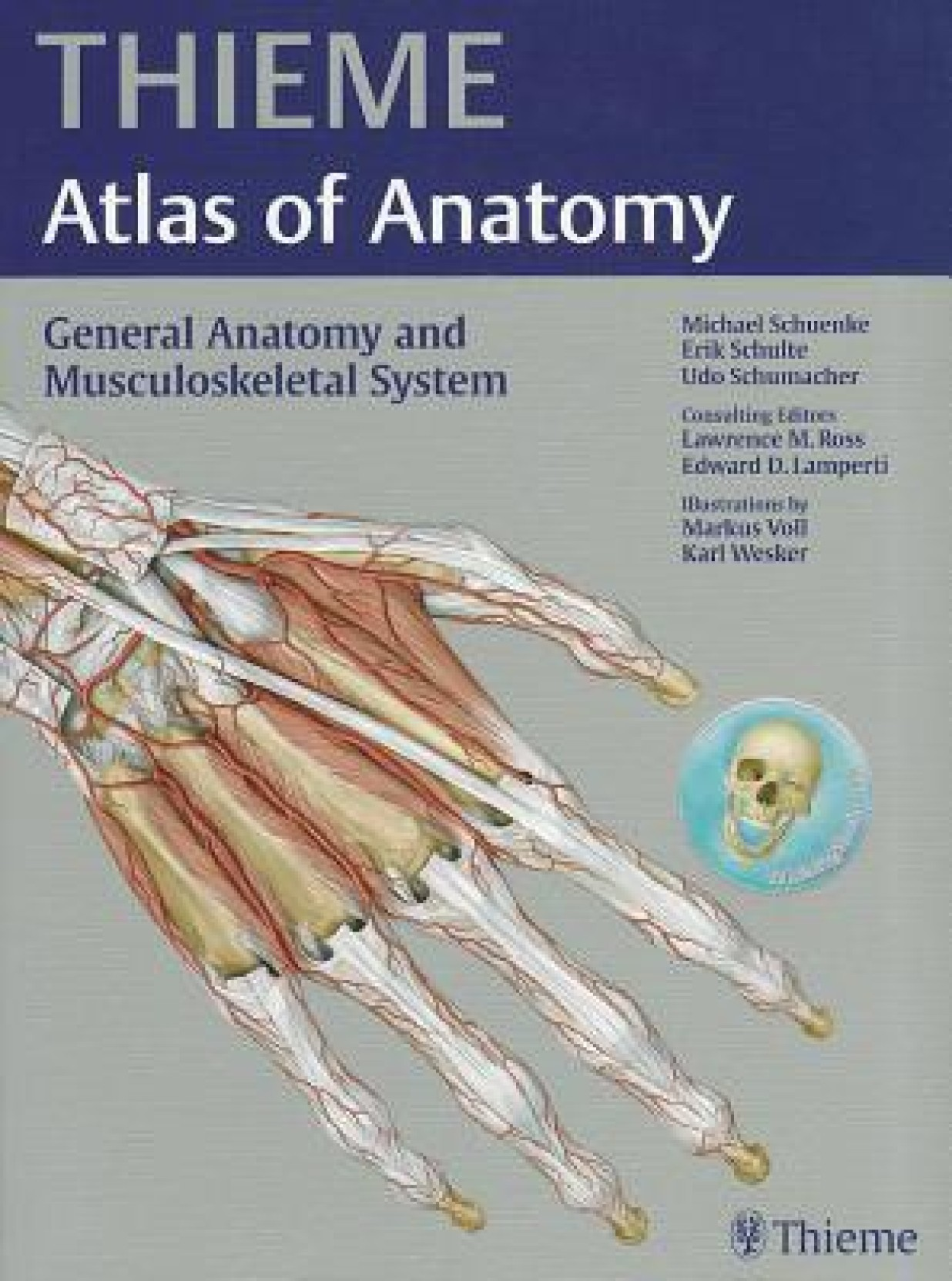 General Anatomy and Musculoskeletal System: THIEME Atlas of Anatomy ...