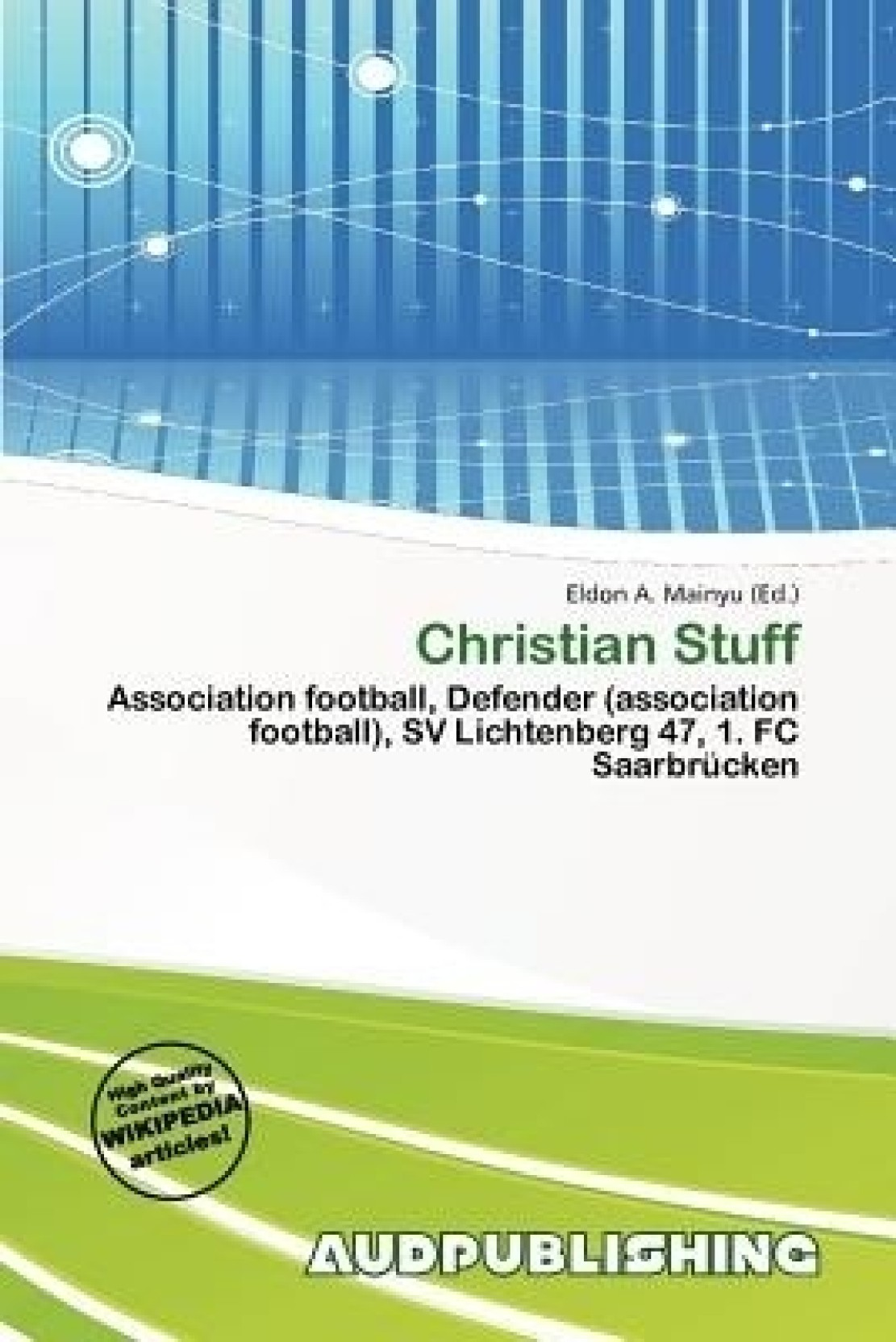 Christian Stuff: Buy Christian Stuff by Eldon A  Mainyu at Low Price