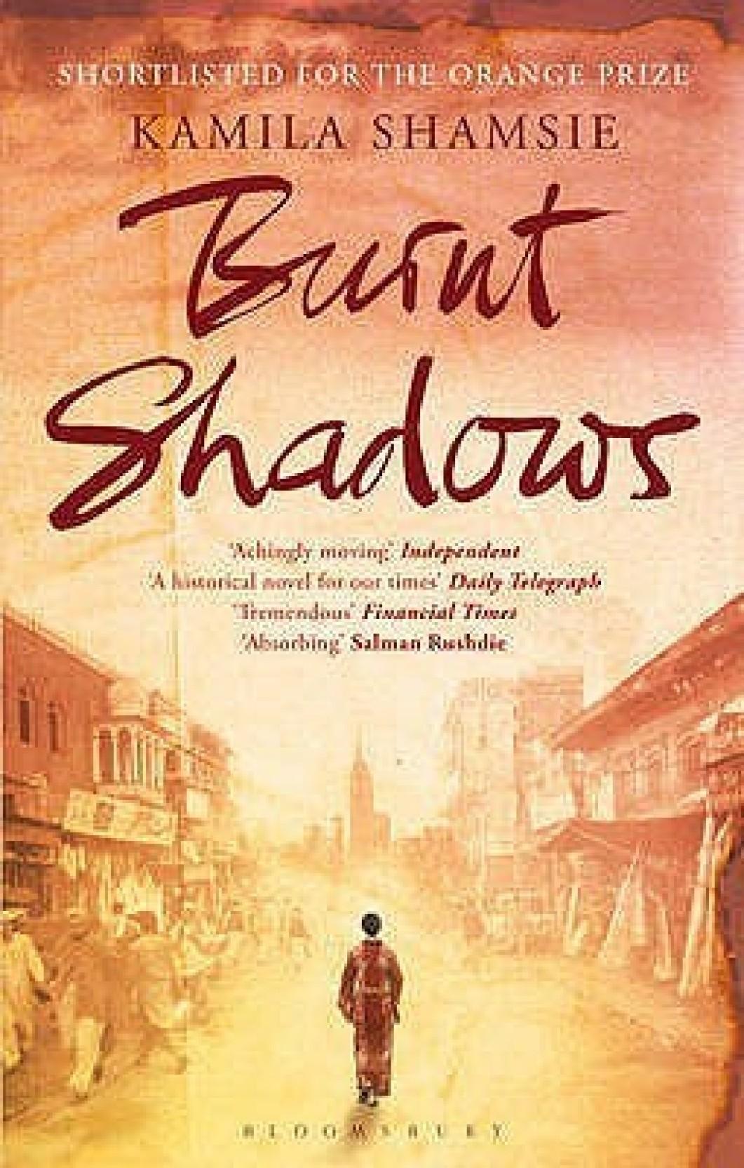 Burnt Shadows. ADD TO CART