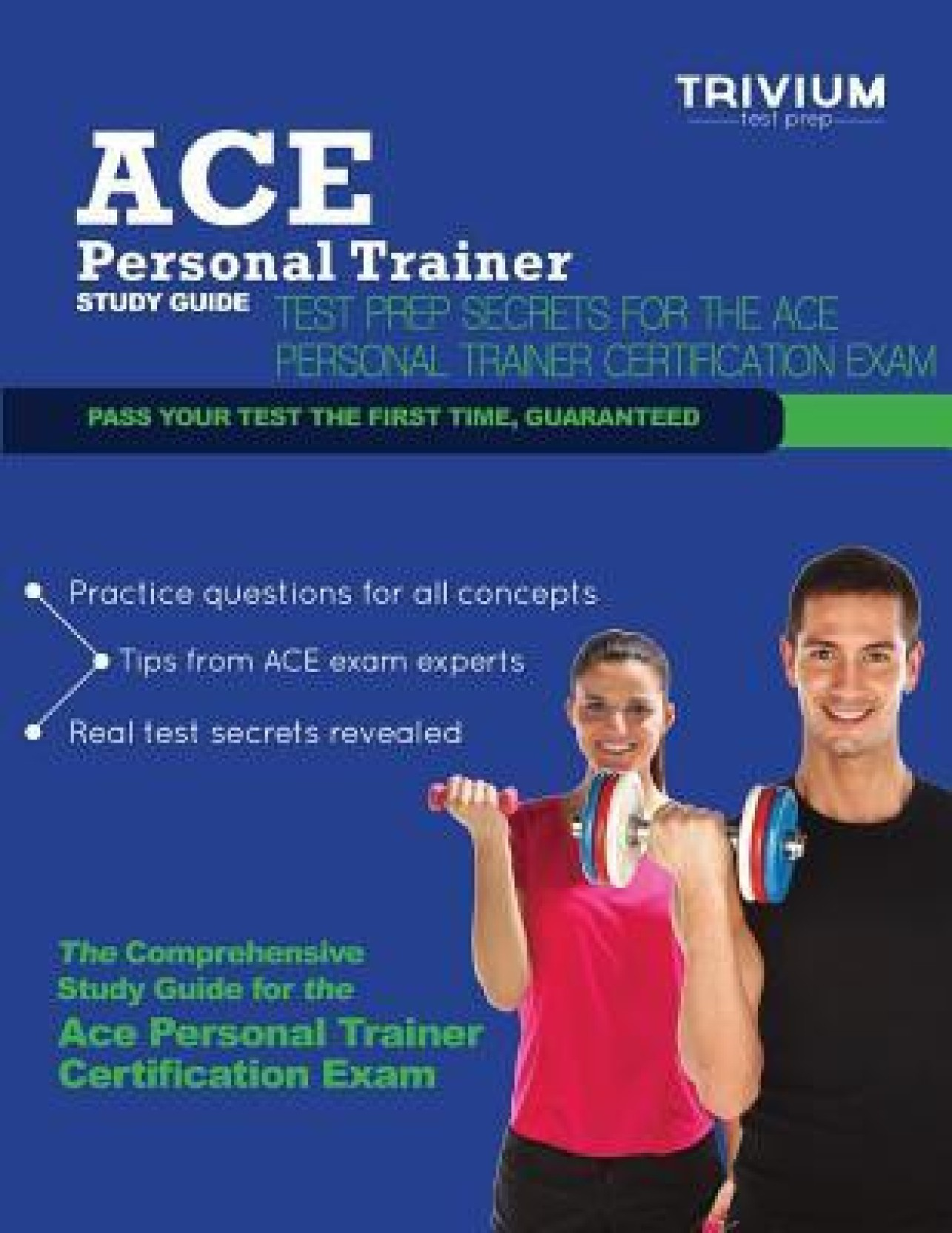 Ace Personal Trainer Study Guide: Test Prep Secrets for the Ace Personal  Trainer Certification Exam (English, Paperback, Trivium Test Prep)