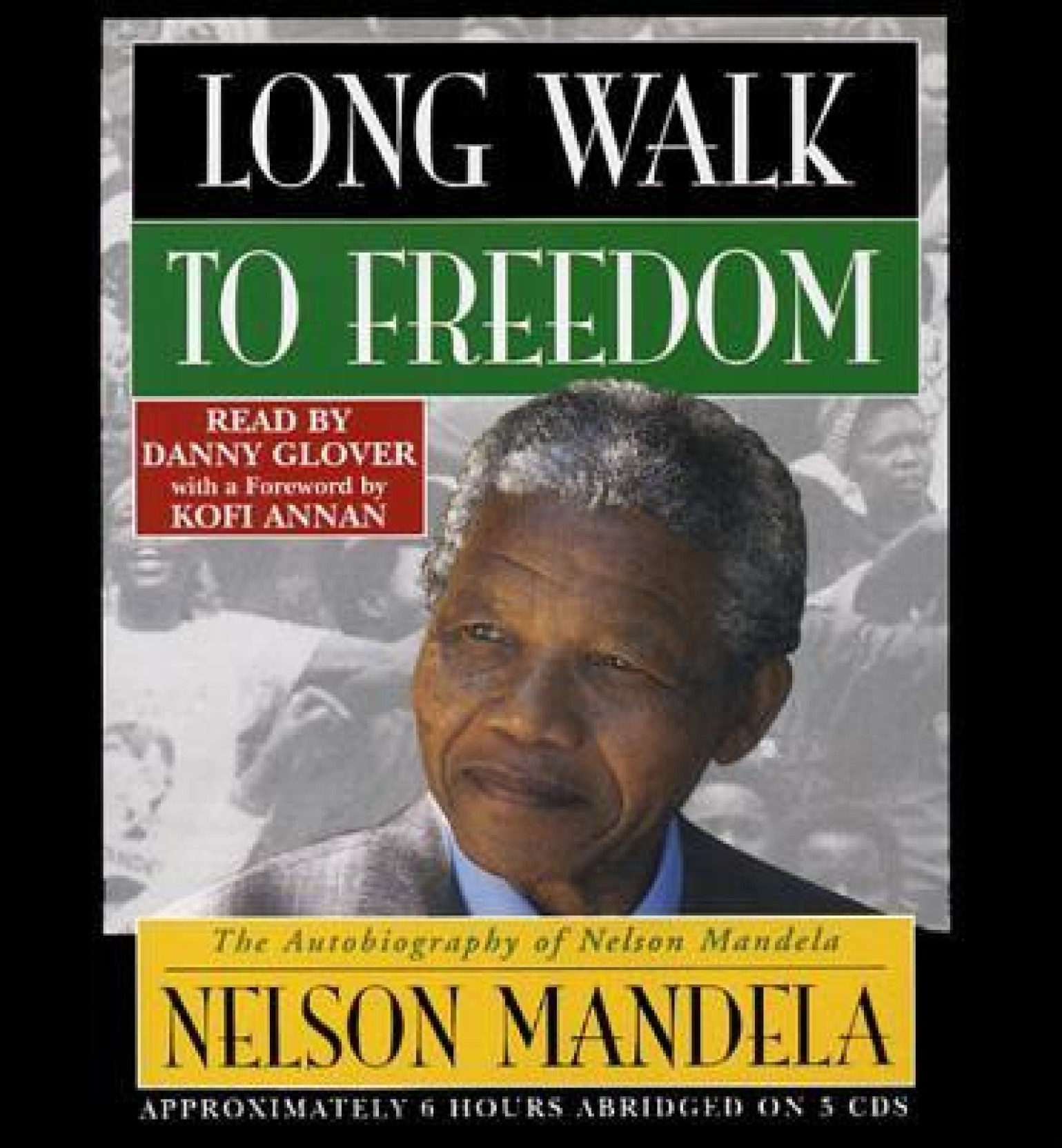 who wrote the book long walk to freedom