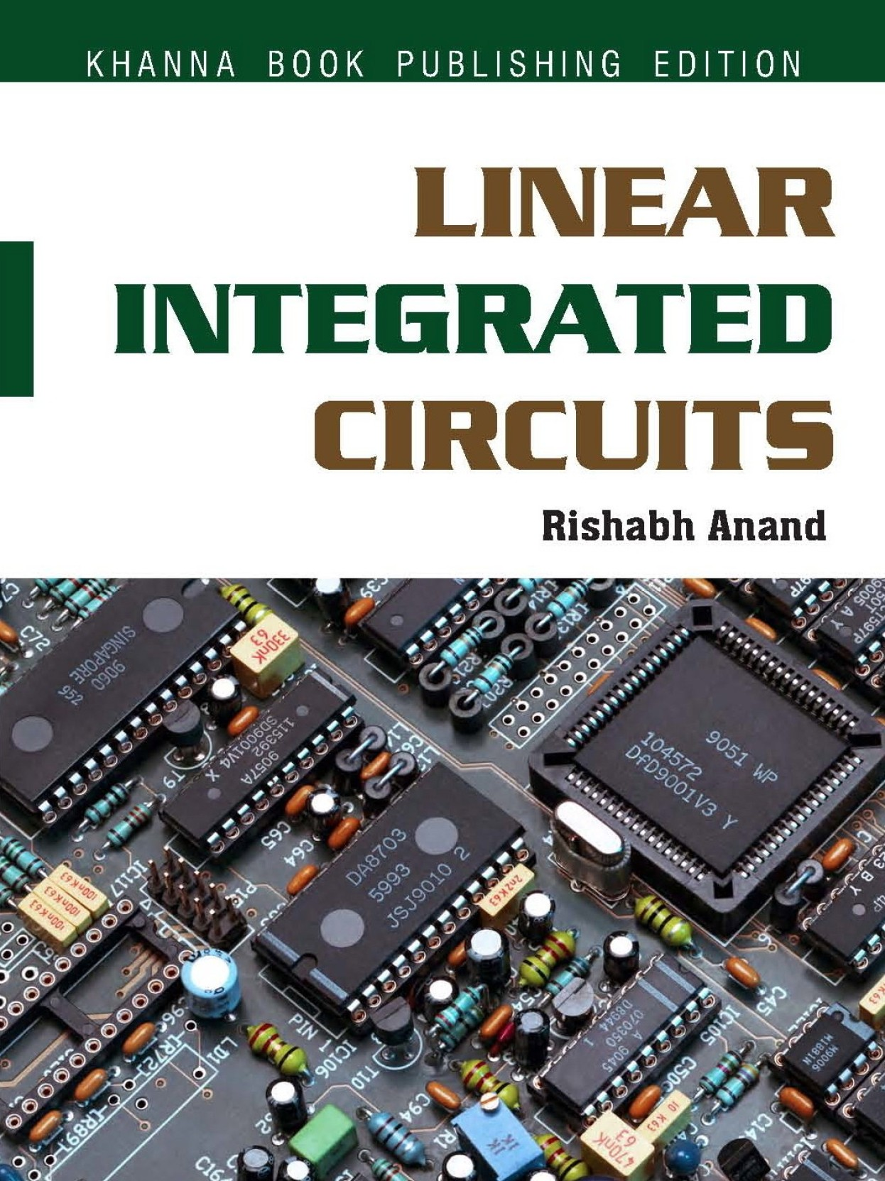 Linear Integrated Circuits 1 Edition Buy Amplifier Discrete Semiconductor Electronics Textbook Add To Cart