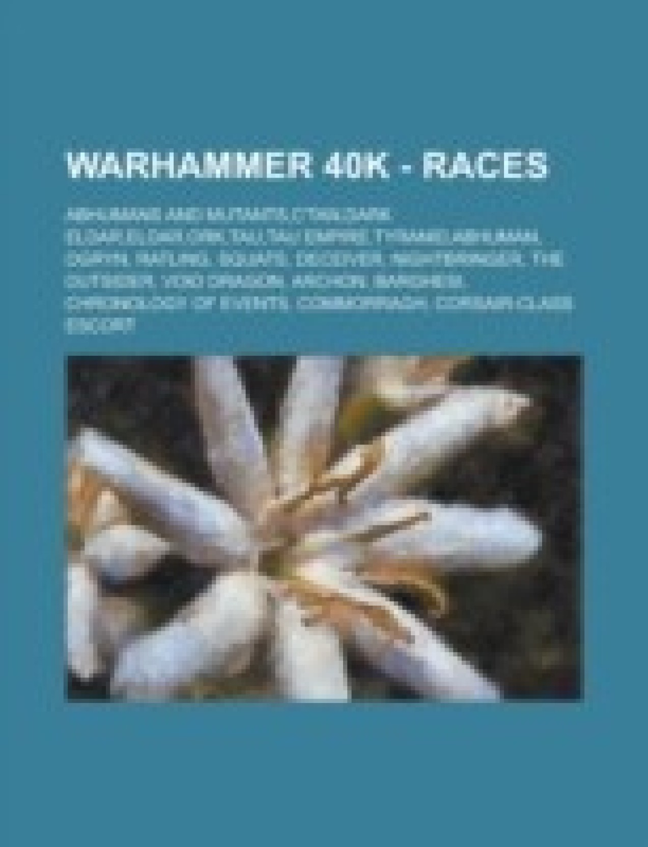 Warhammer 40k Races Abhumans And Mutants Ctan Dark Eldar