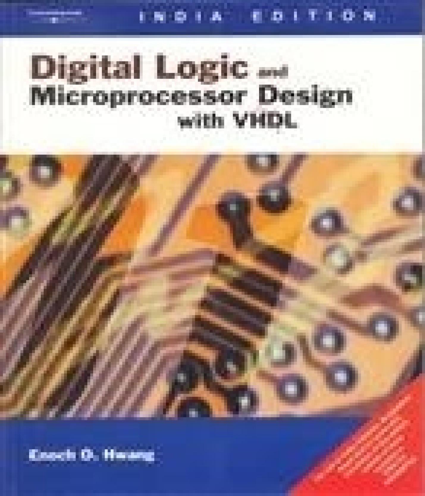 Digital Logic And Microprocessor Design With Vhdl Cd 1st Dedicated Circuit Home