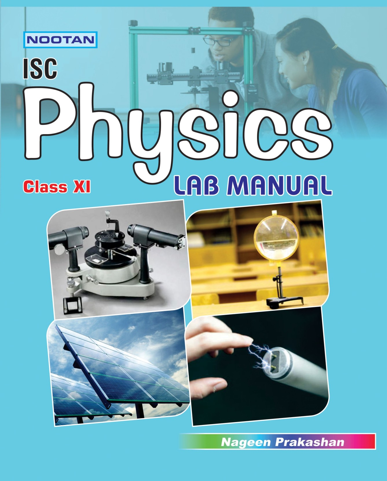 Isc Physics Lab-Manual Xi. ADD TO CART