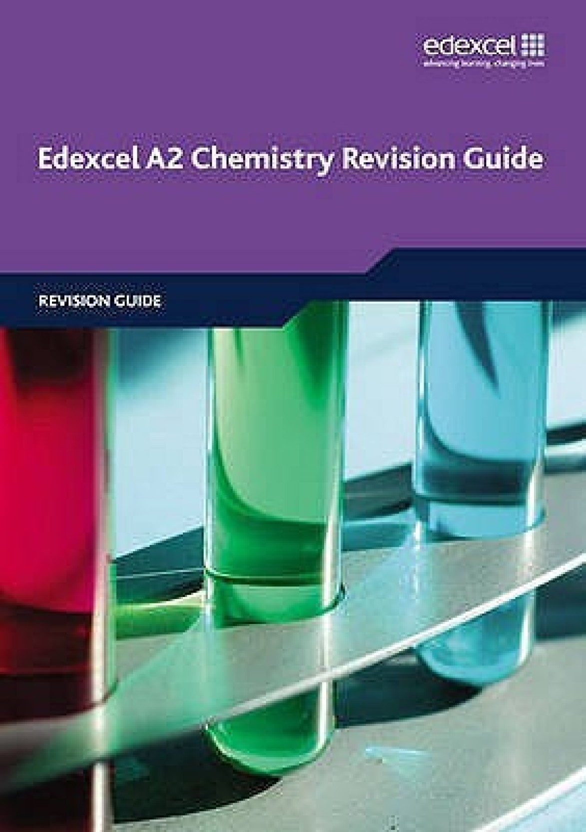 Edexcel A2 Chemistry Revision Guide. Share