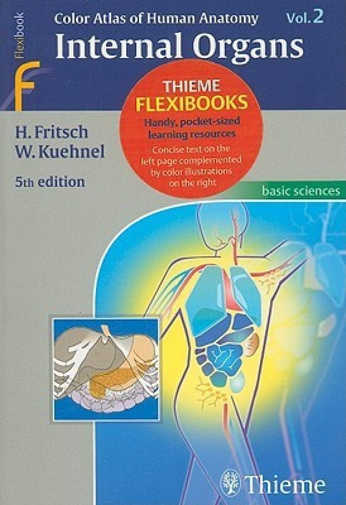 Color Atlas Of Human Anatomy Vol 2 Buy Color Atlas Of Human