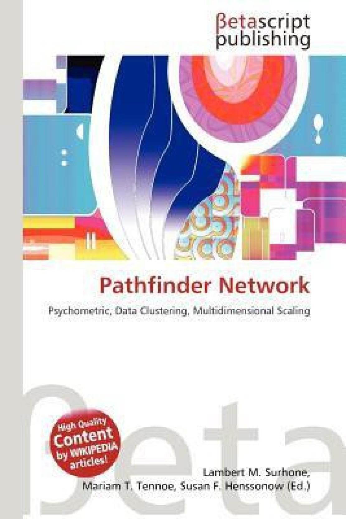 Pathfinder Network - Buy Pathfinder Network by surhone