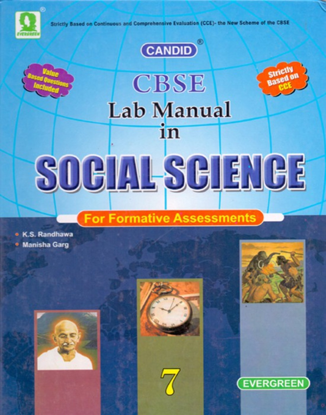 Candid Lab Manual In Social Science Class - 7. Share