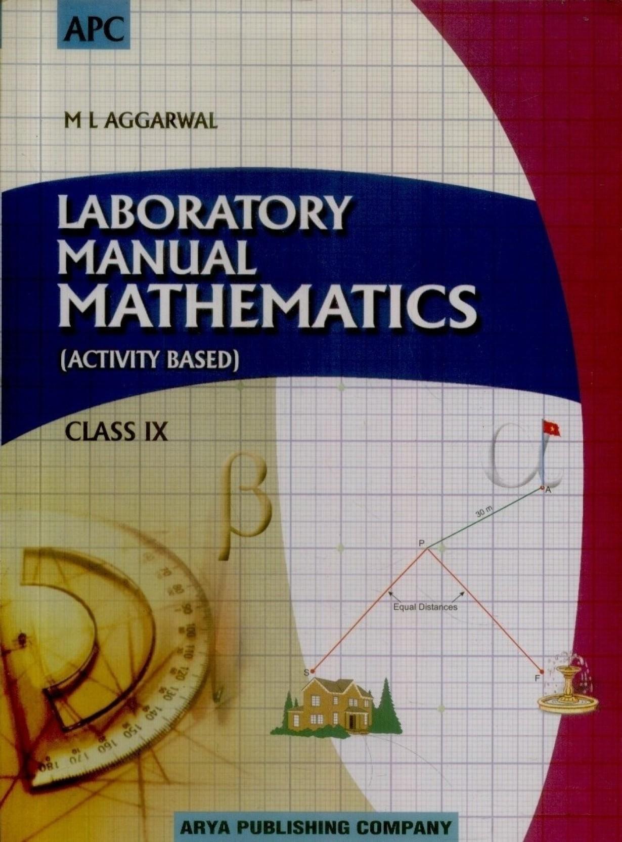 Laboratory Manual Mathematics (Class - 9). ON OFFER