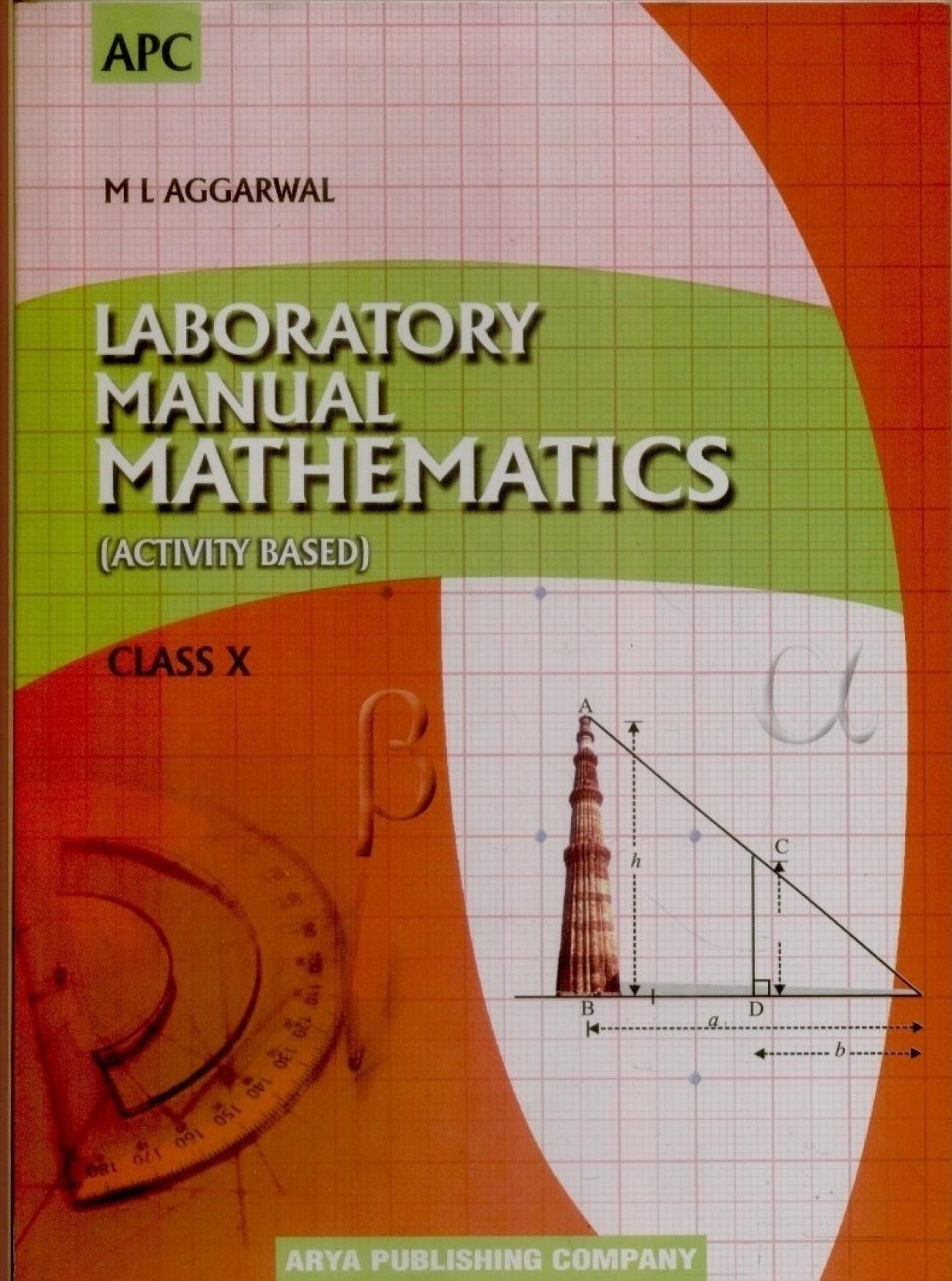 Laboratory Manual Mathematics (Class - 10). ADD TO CART