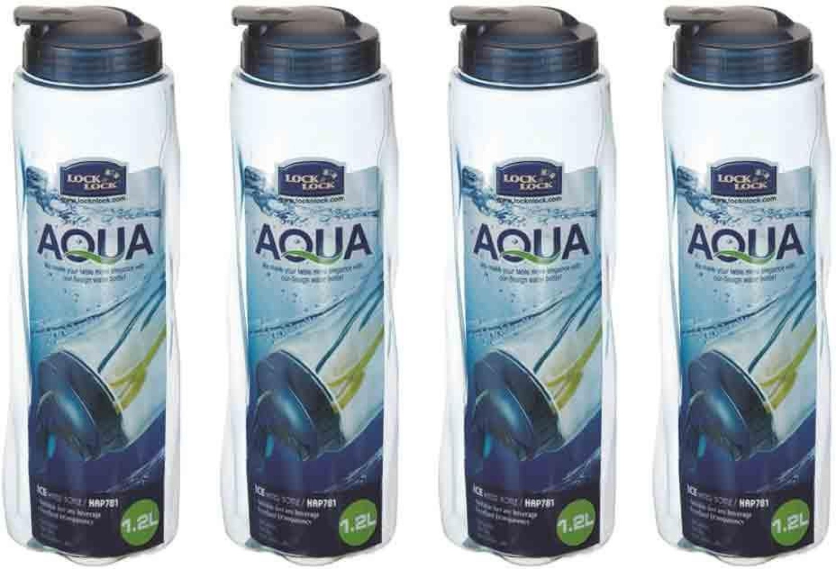 Lock Aqua Easy Grip Water 1200 Ml Bottle Buy Locklock One Touch Food Container 690ml With Mixer Add To Cart