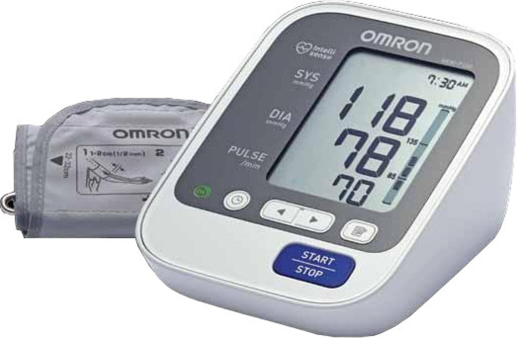 Omron Hem 7130 Bp Monitor Thermometer Digital Mc 245 Add To Cart