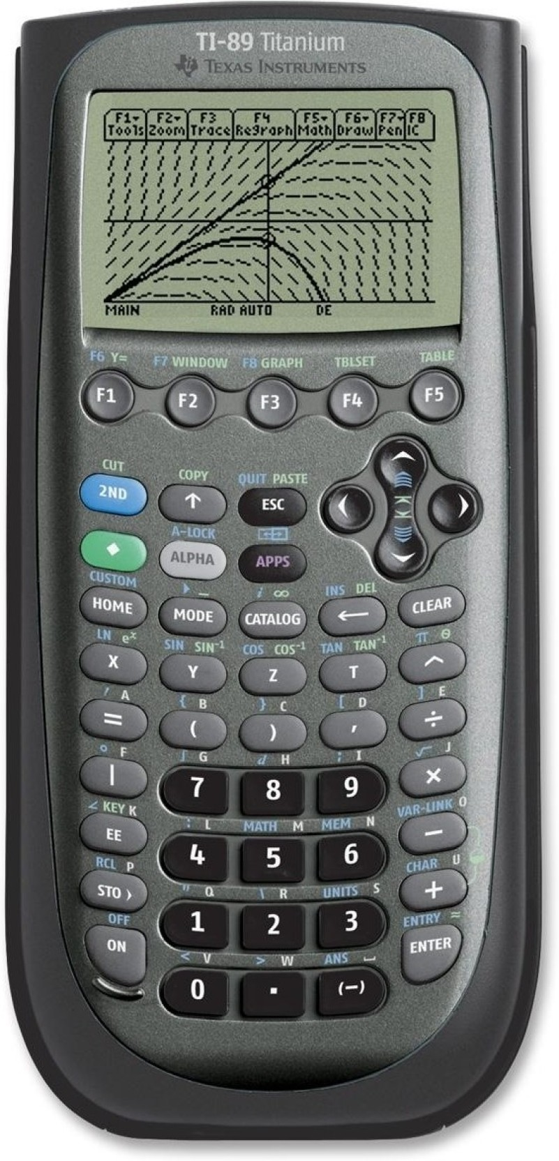 How To Calculate Standard Deviation On Ti 89 Texas Instruments Ti89  Titanium Graphical Calculator Add To