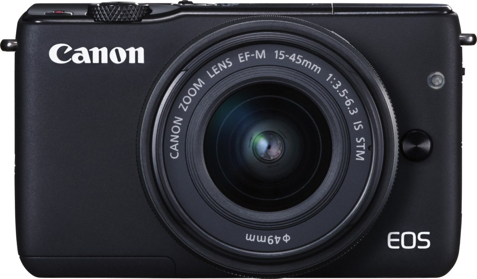 Buy Canon Eos M10 With Ef M15 45 Mm F 35 63 Is Kit 15 22mm Home