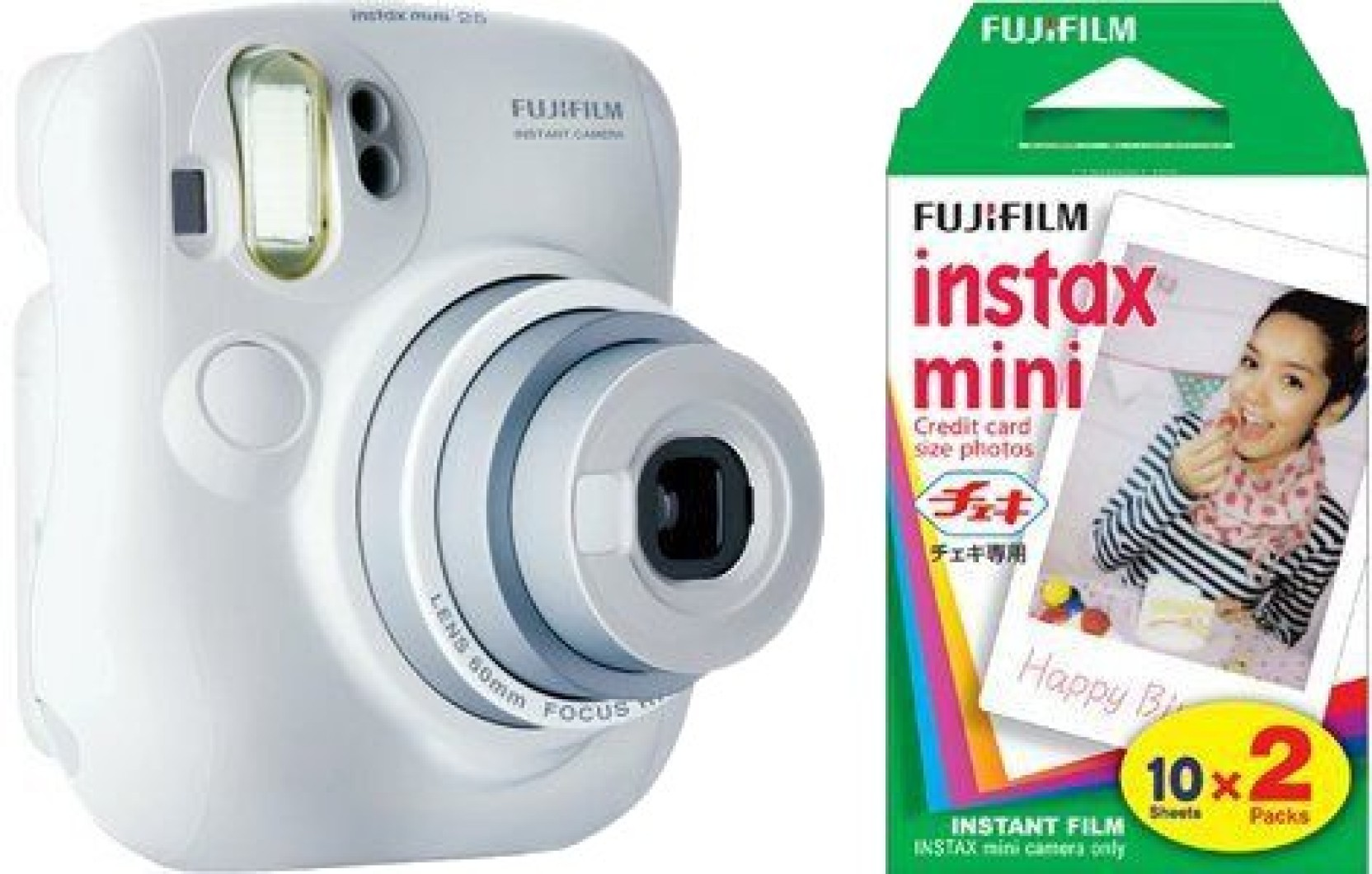 Buy Fujifilm Instax Mini 25 Instant Camera Online At Paper Single Pack Compare