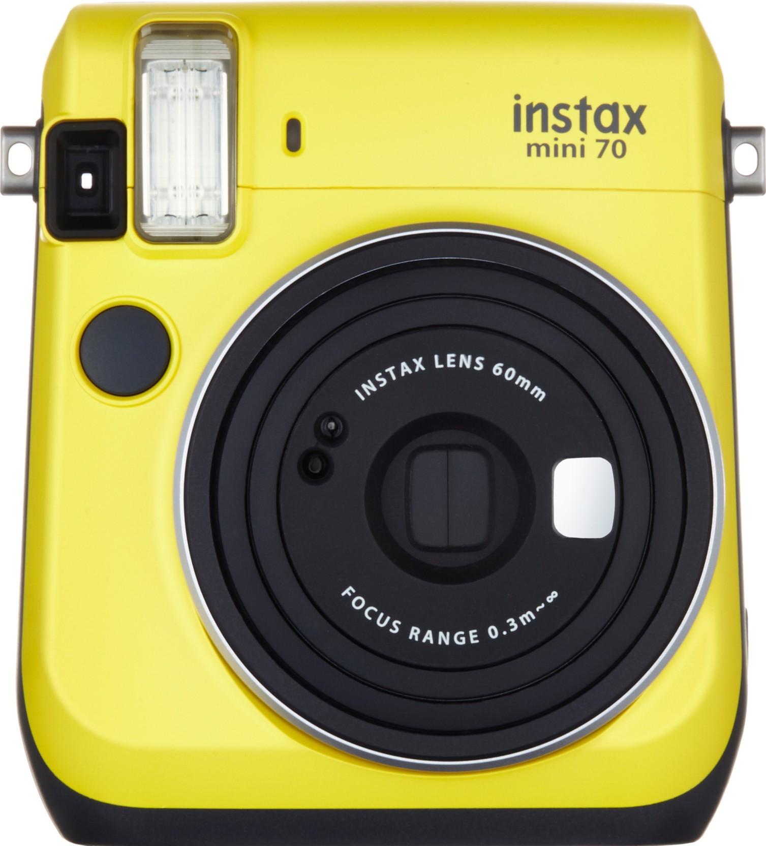 FUJIFILM INSTAX Mini 70 Instant Film Camera 16561836 B&H Photo