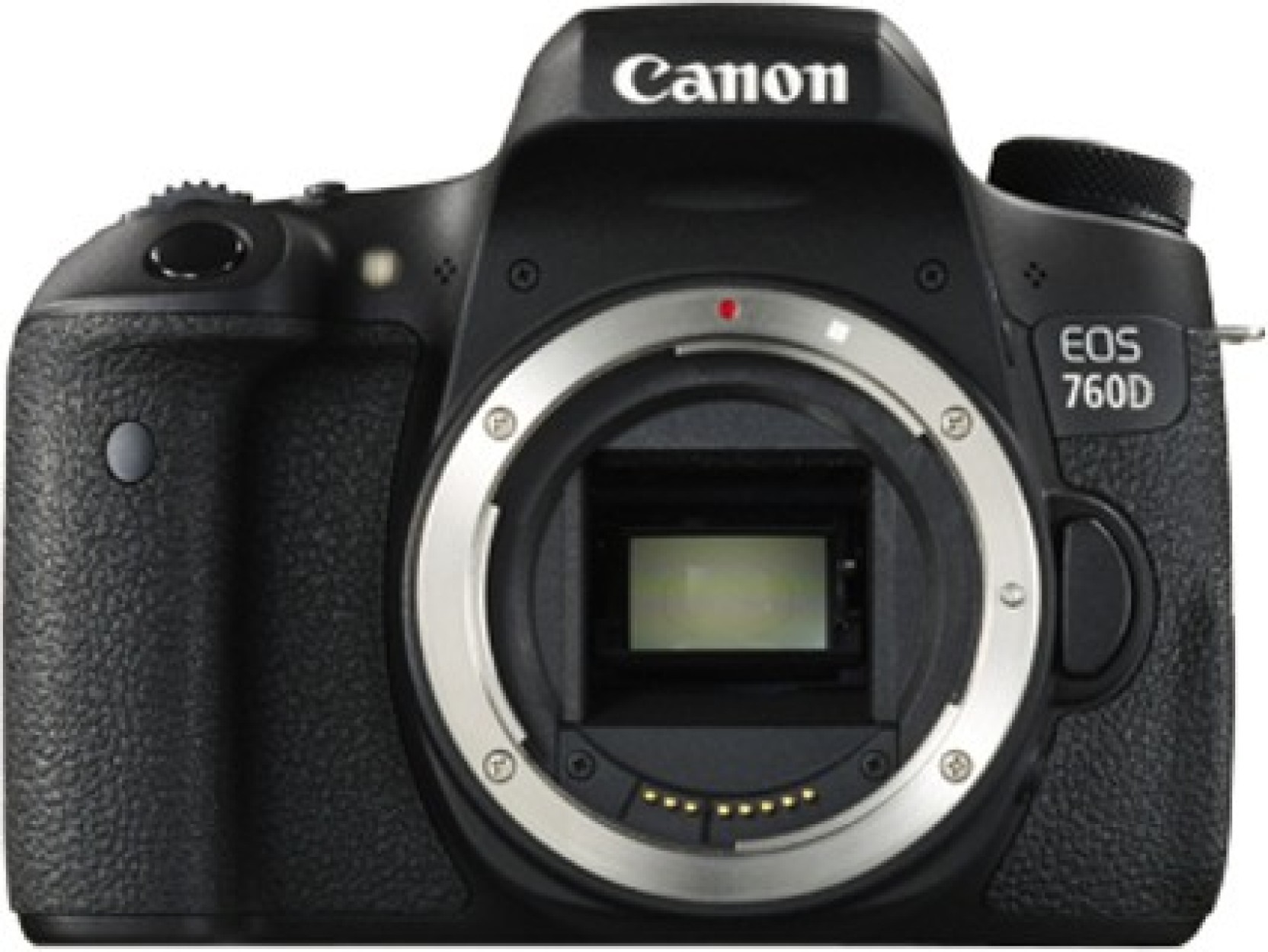 Canon Eos 760d Dslr Camera Body Only Price In India Buy 750d Home