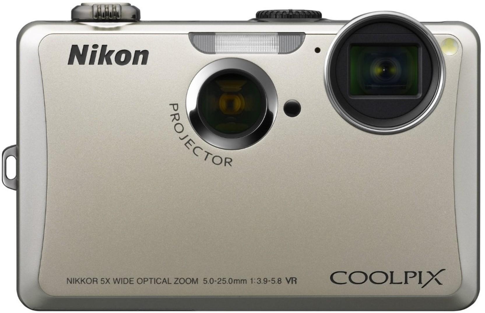 Buy Nikon Coolpix S1100pj Point Shoot Camera Online S3600 201mp Digital Silver Ebay Home
