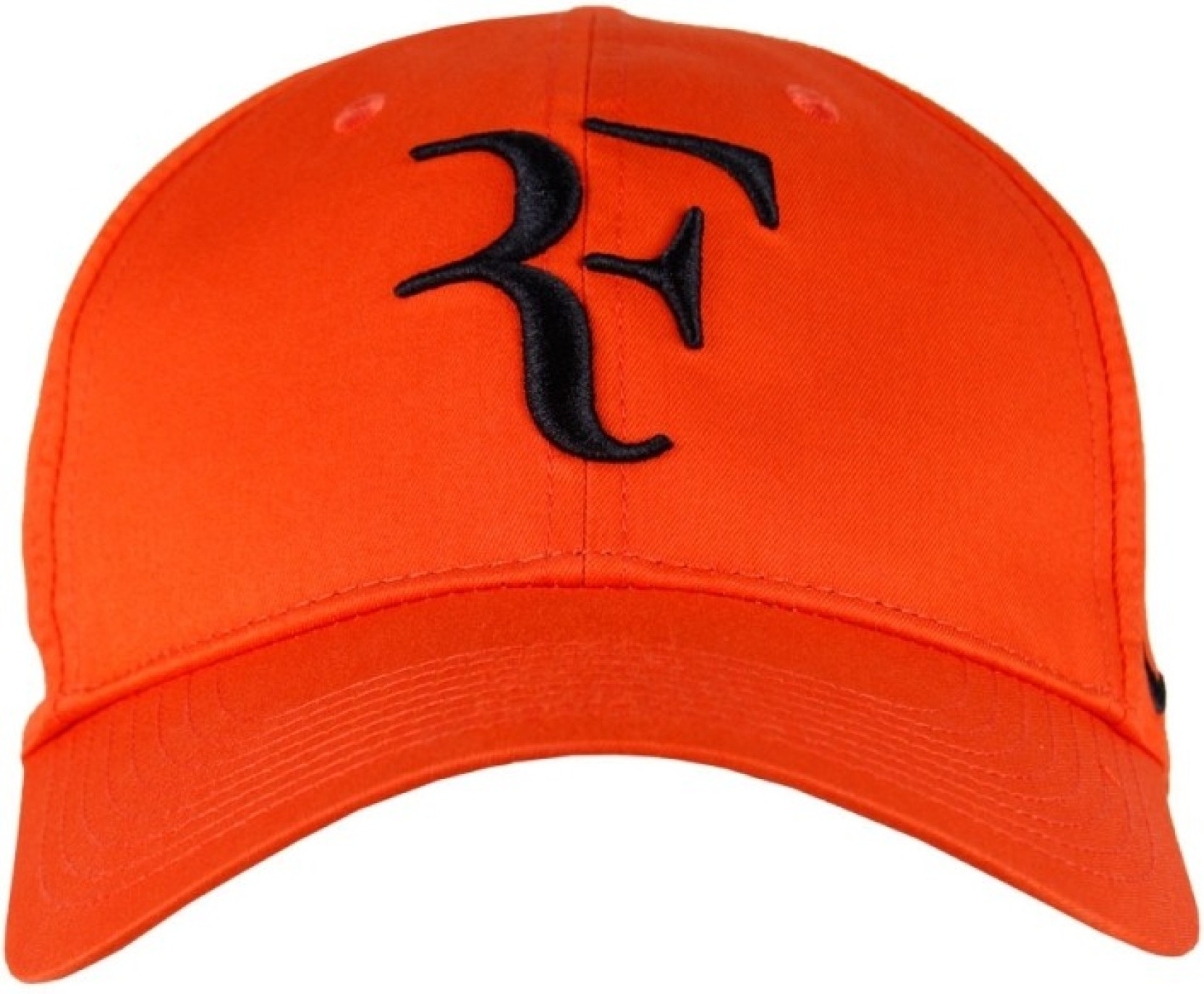 Nike Roger Federer Unisex Solid Tennis Cap Buy Orange