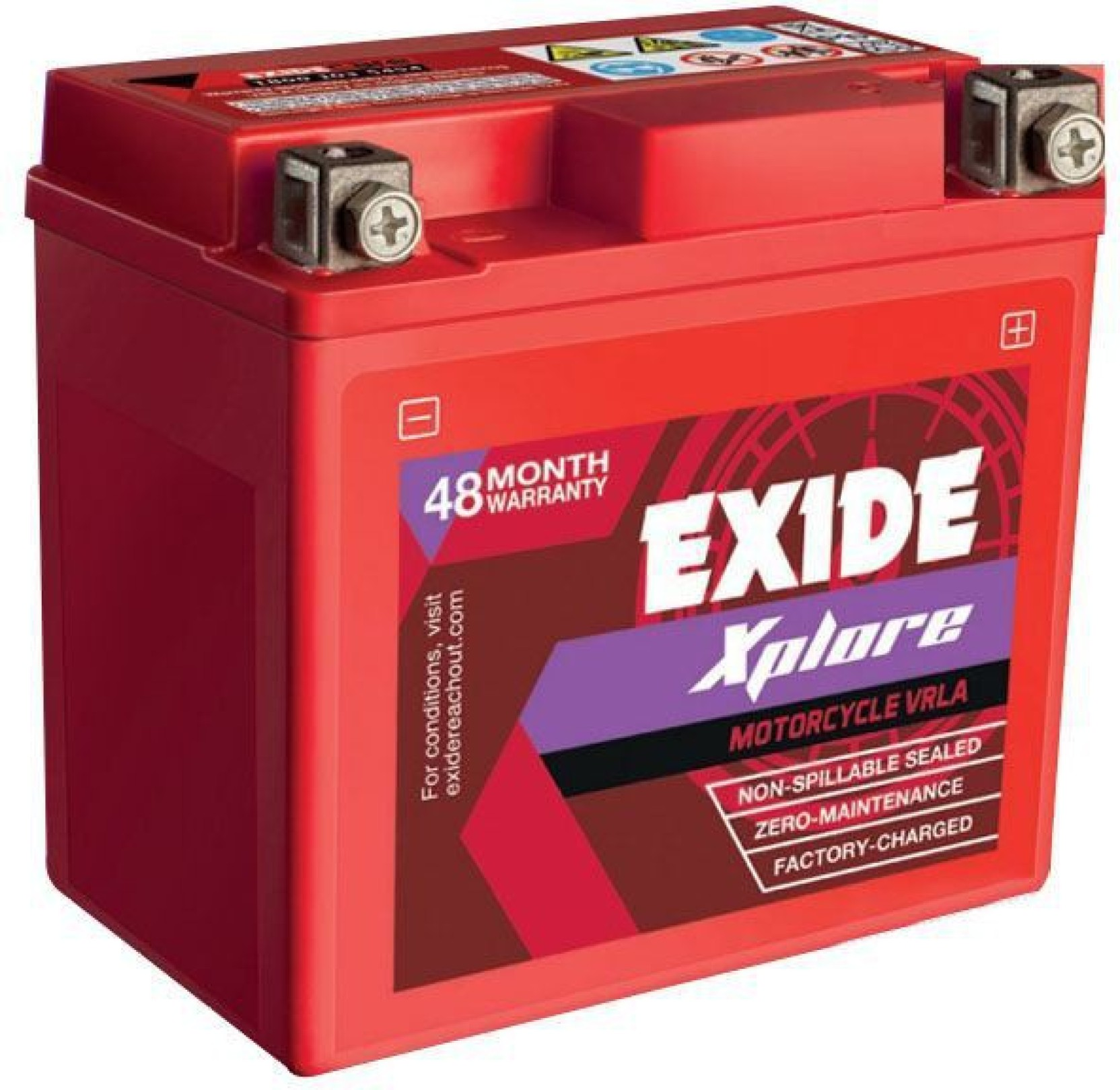 EXIDE Car Battery Price In India