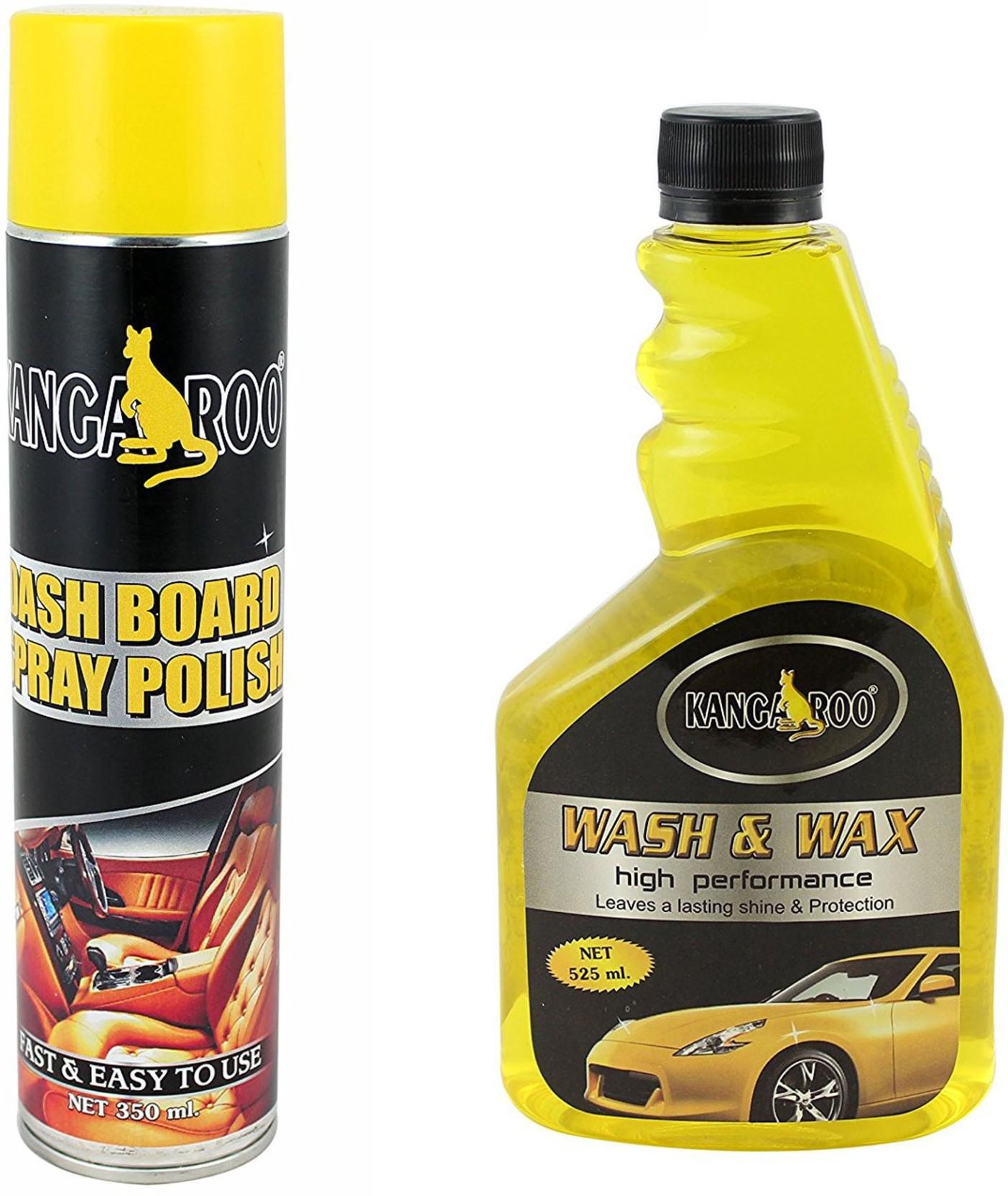 Kangaroo Liquid Car Polish for Dashboard Price in India