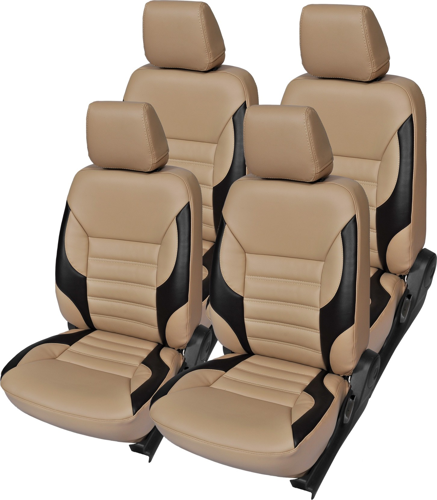 Gaadikart Leatherette Car Seat Cover For Mahindra XUV 500