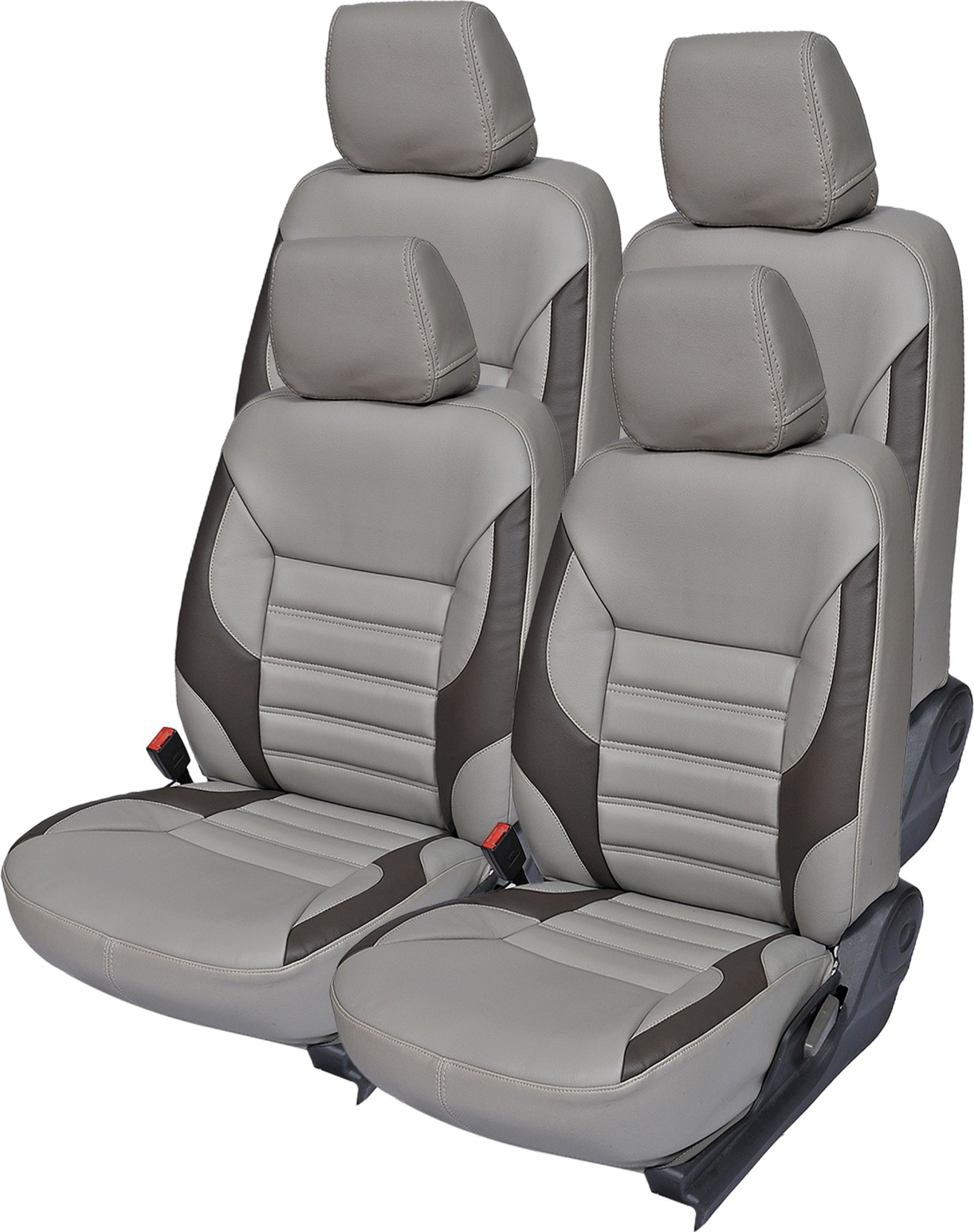 Gaadikart Leatherette Car Seat Cover For Ford Ecosport