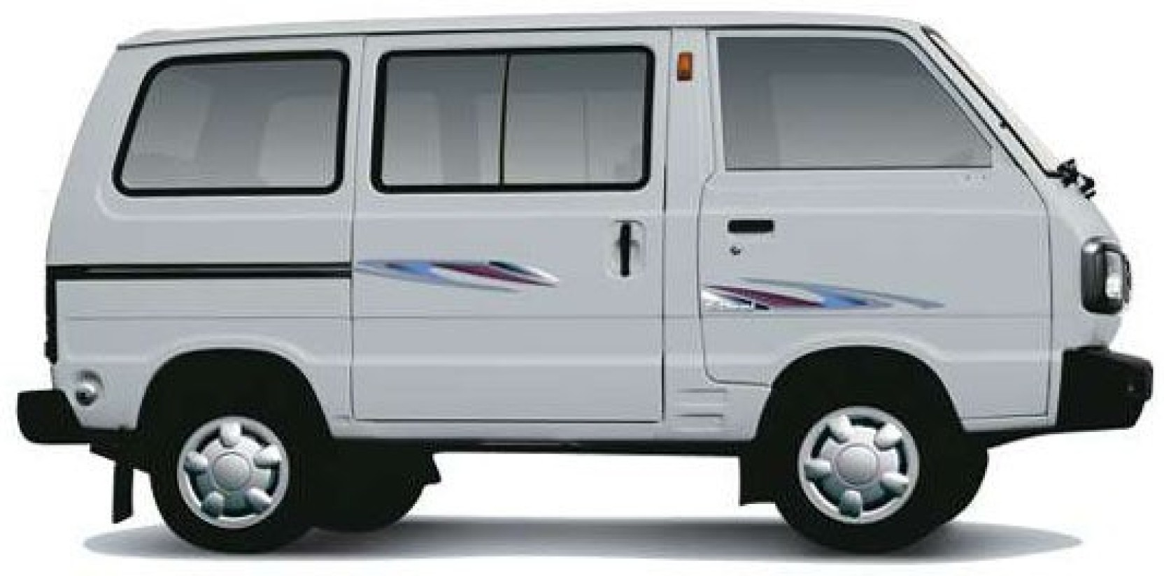 Maruti Suzuki Omni 8 Seater Met (Ex-showroom price starting from Rs  2,85,811) (Book for Rs 10,000)