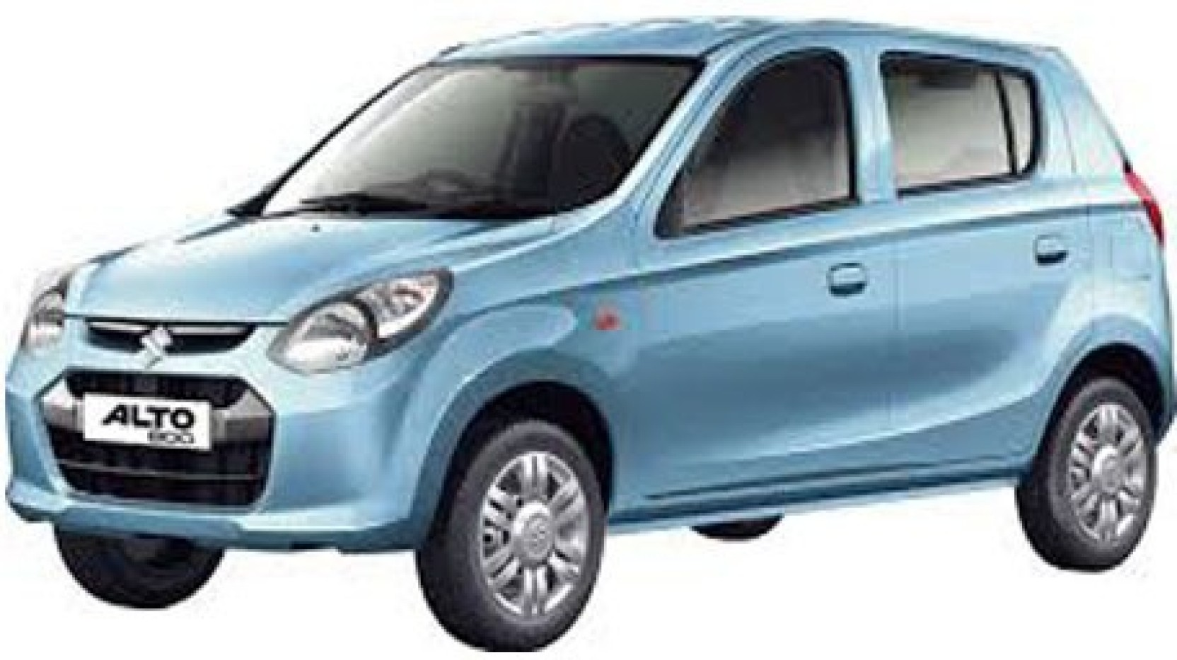 Maruti Suzuki Alto 800 Vxi With Airbag (Ex-showroom price starting from Rs  3,64,953) (Book for Rs 10,000)
