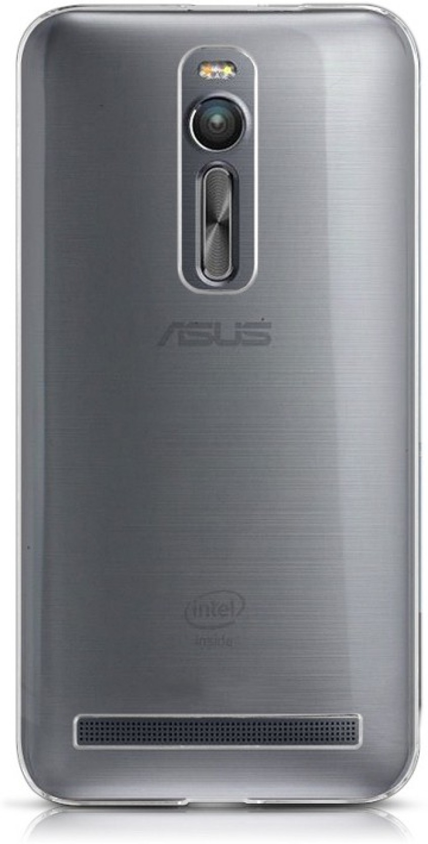 Dealclues Back Cover For Asus Zenfone 2 Deluxe Ze551ml Softcase Silikon Transparan Share