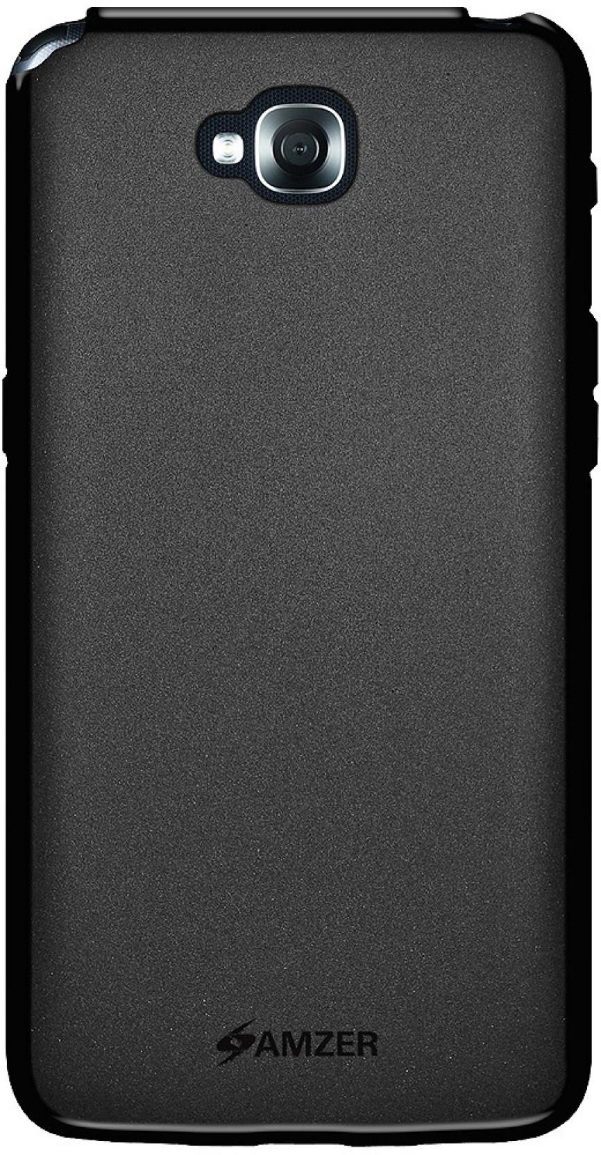Amzer Back Cover For Lg G Pro Lite D686 Black Home