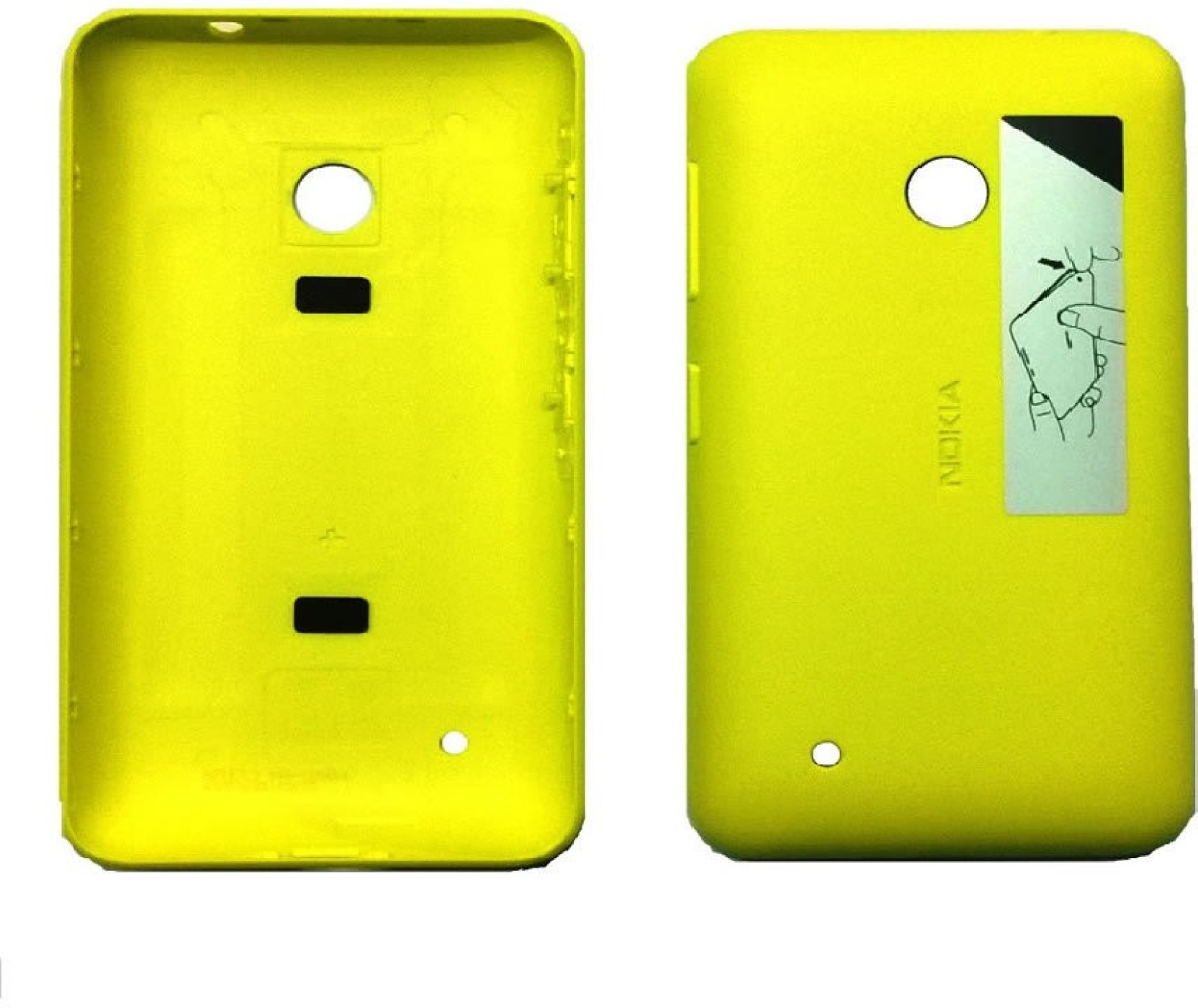 Nokia Back Replacement Cover For Lumia 530 Share