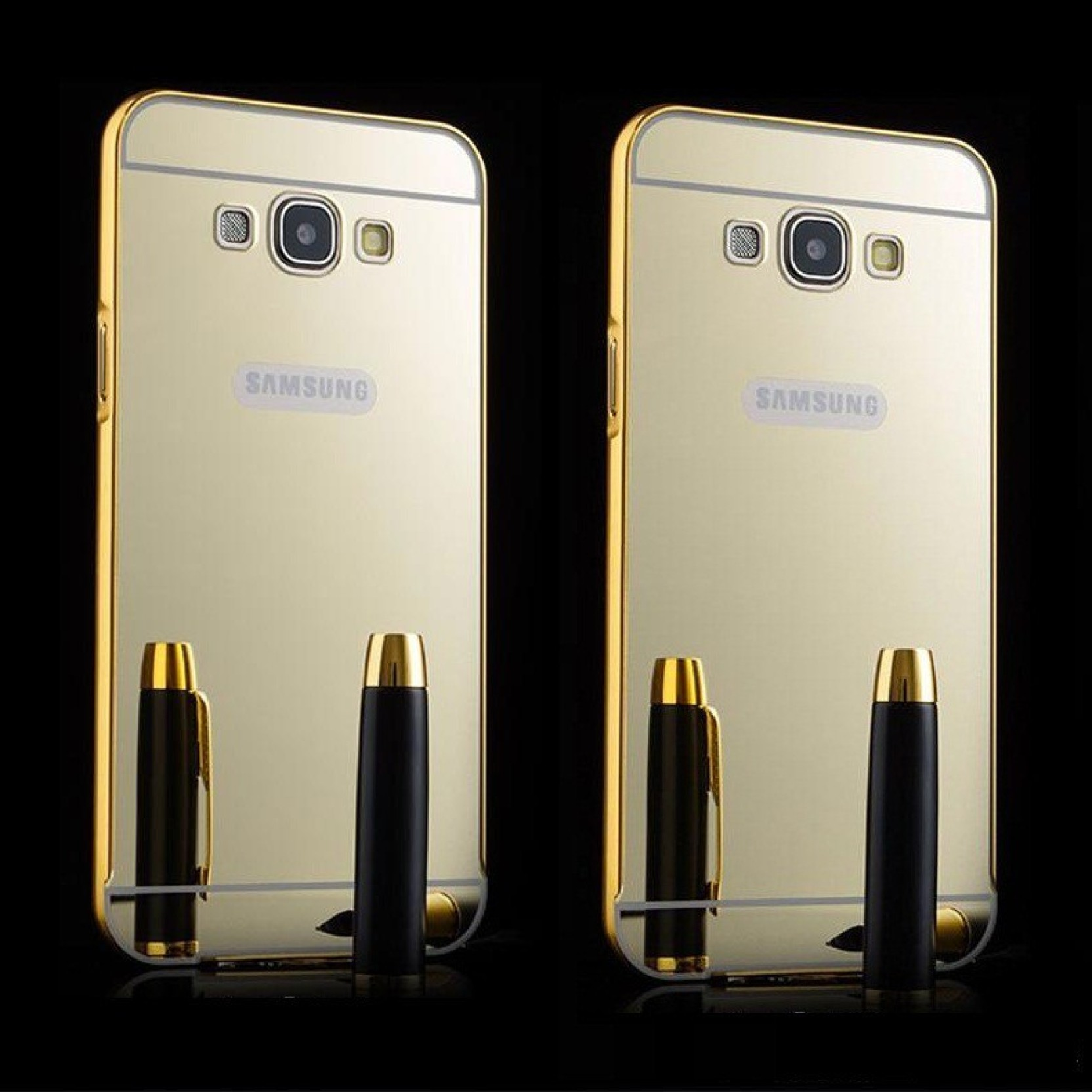 Auto Lock Casing Hp. Source · Case Mirror S View Transparan Flip . Source · Ags Bumper Case For Metal Plus Acrylic Mirror Back Cover Samsung J2 J210 2016 ...